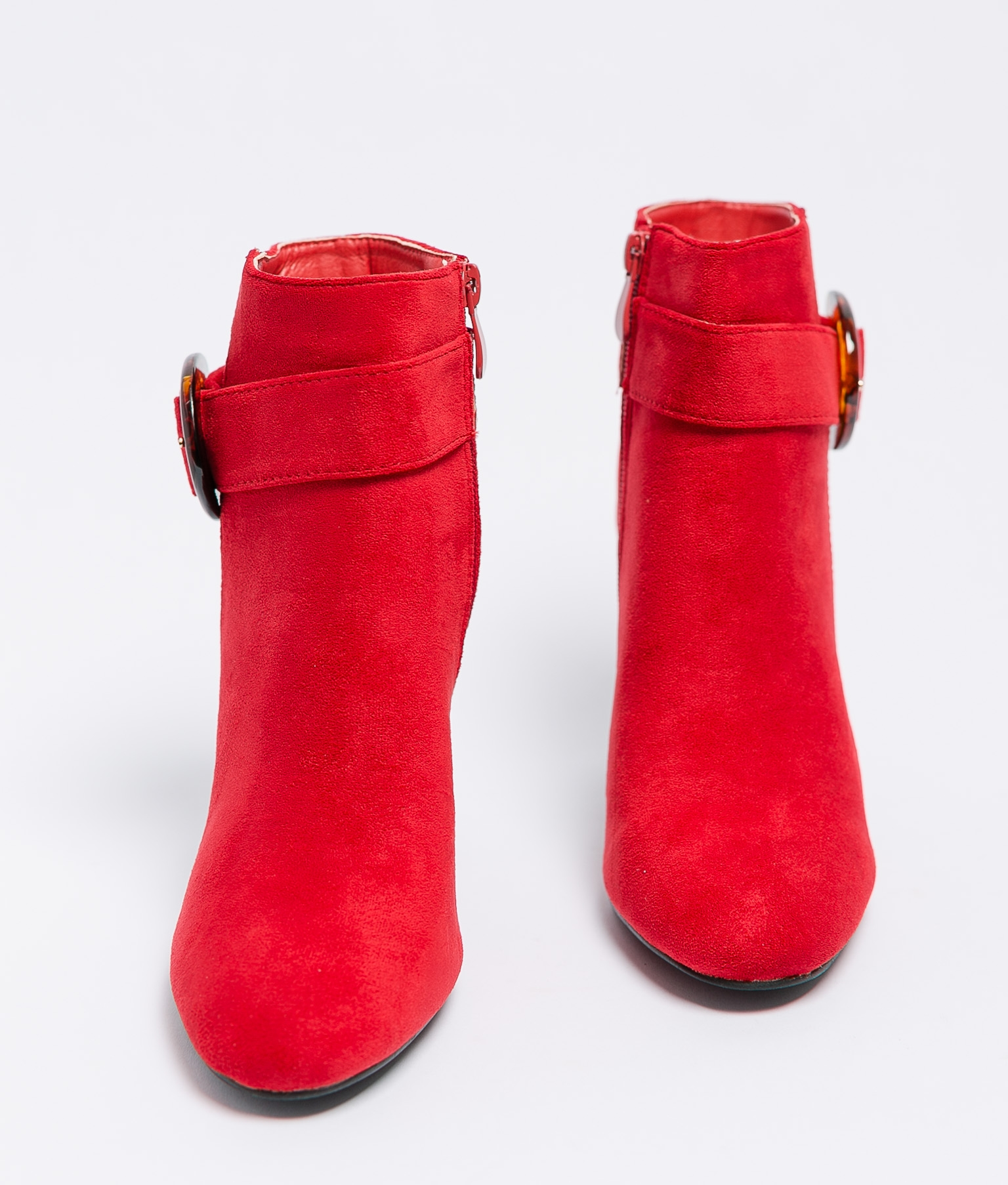 Low Boot Daire - Red