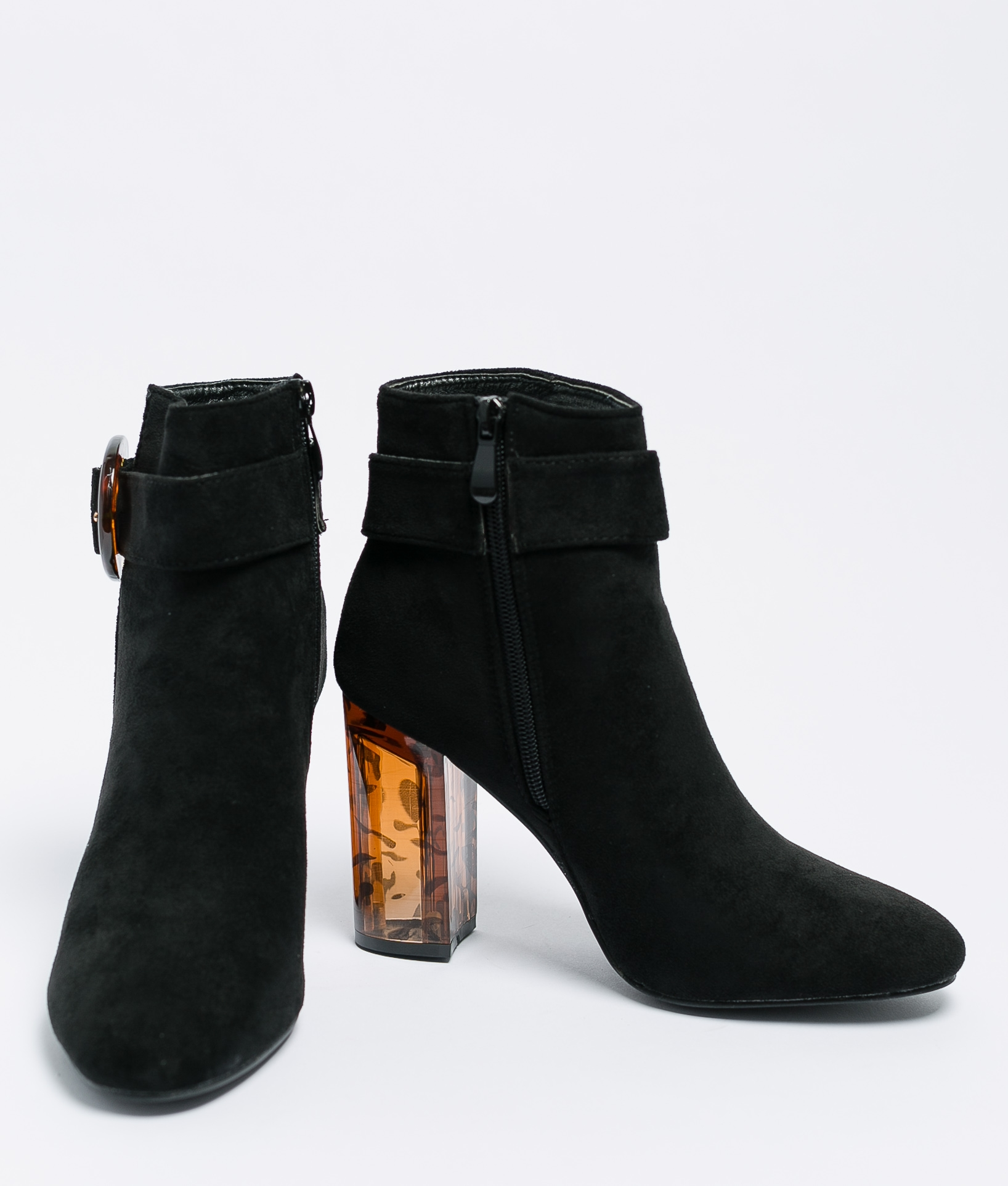 Low Boot Daire - Black