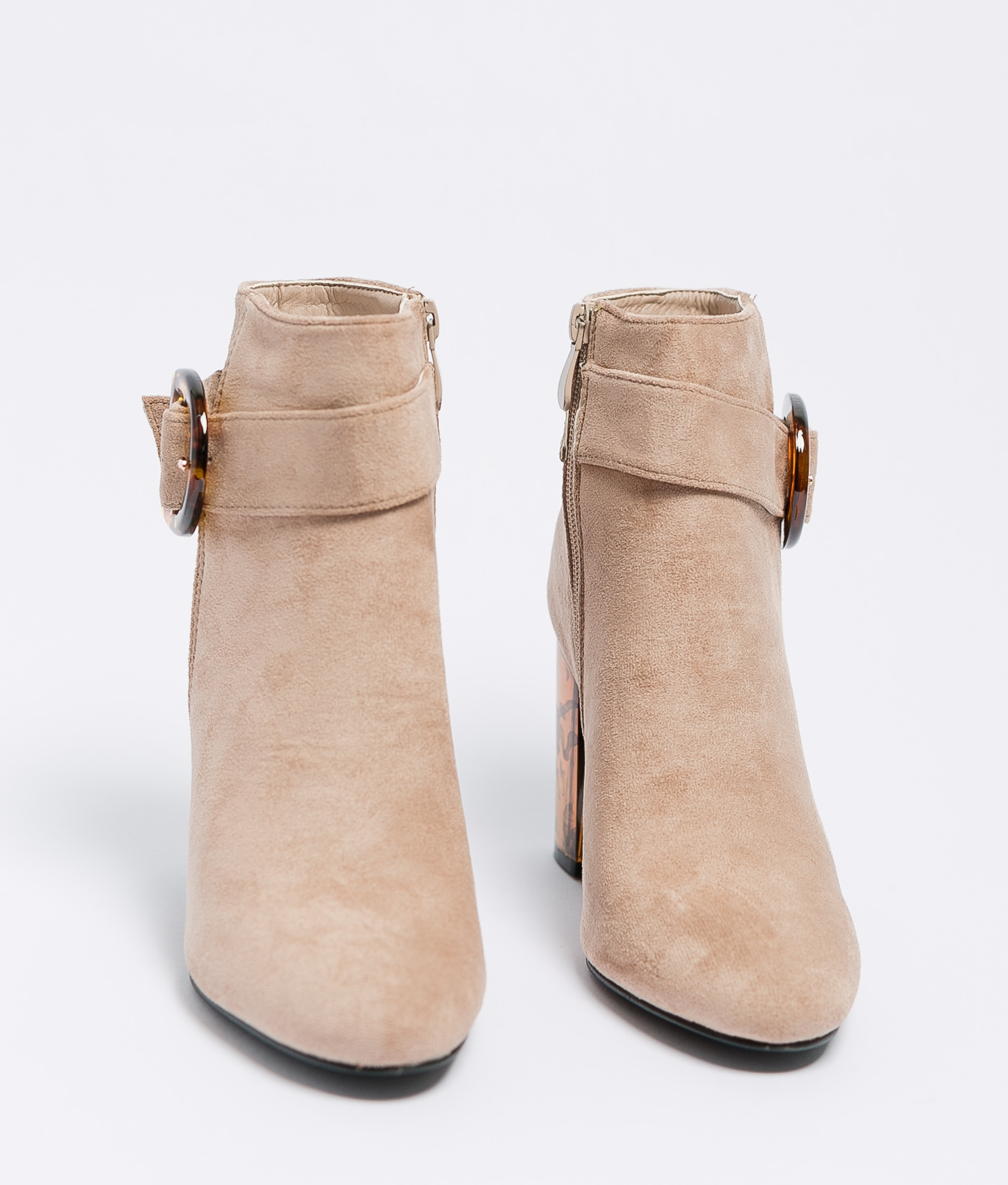 Low Boot Daire - Khaki
