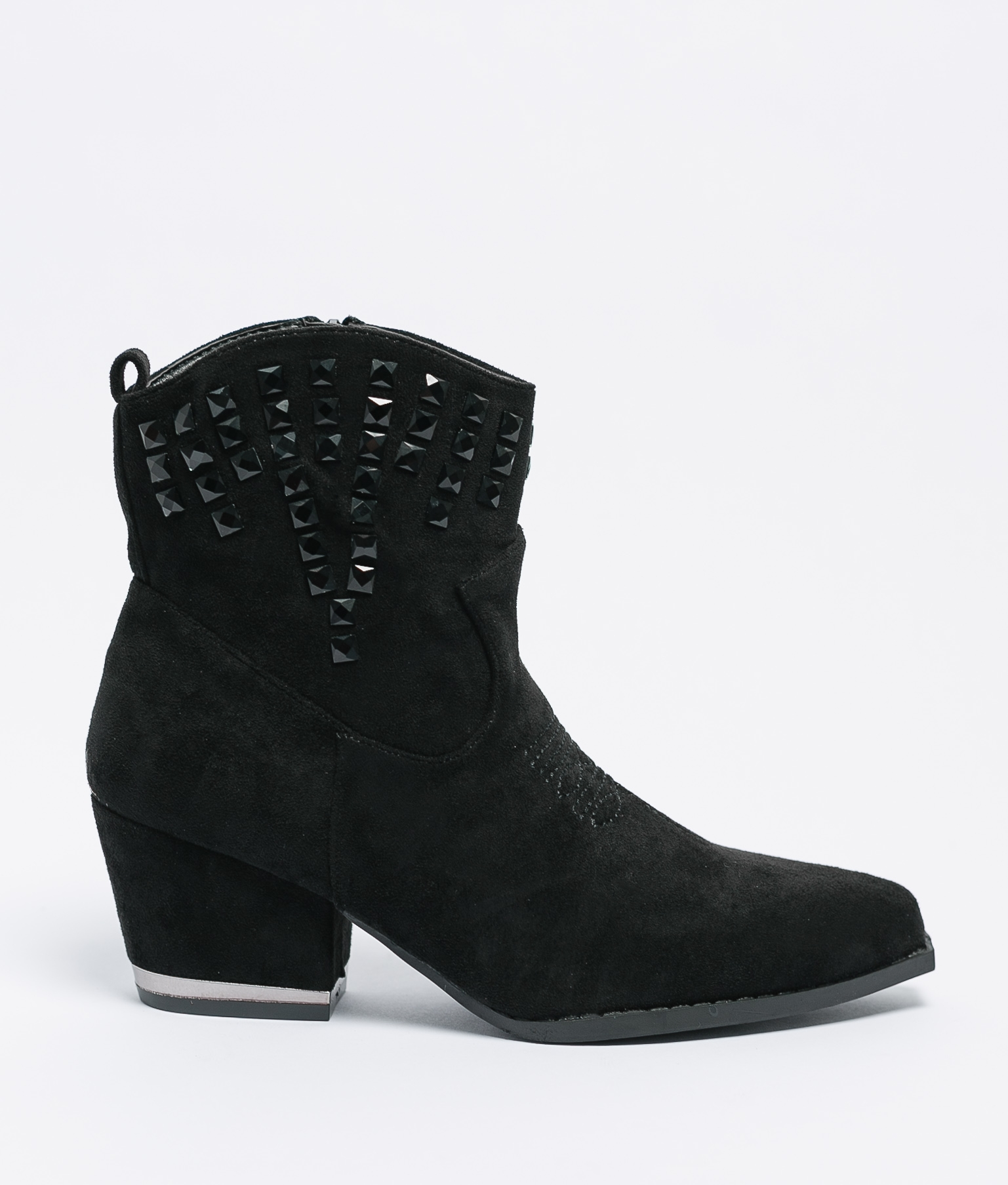 Low Boot Cetra - Black