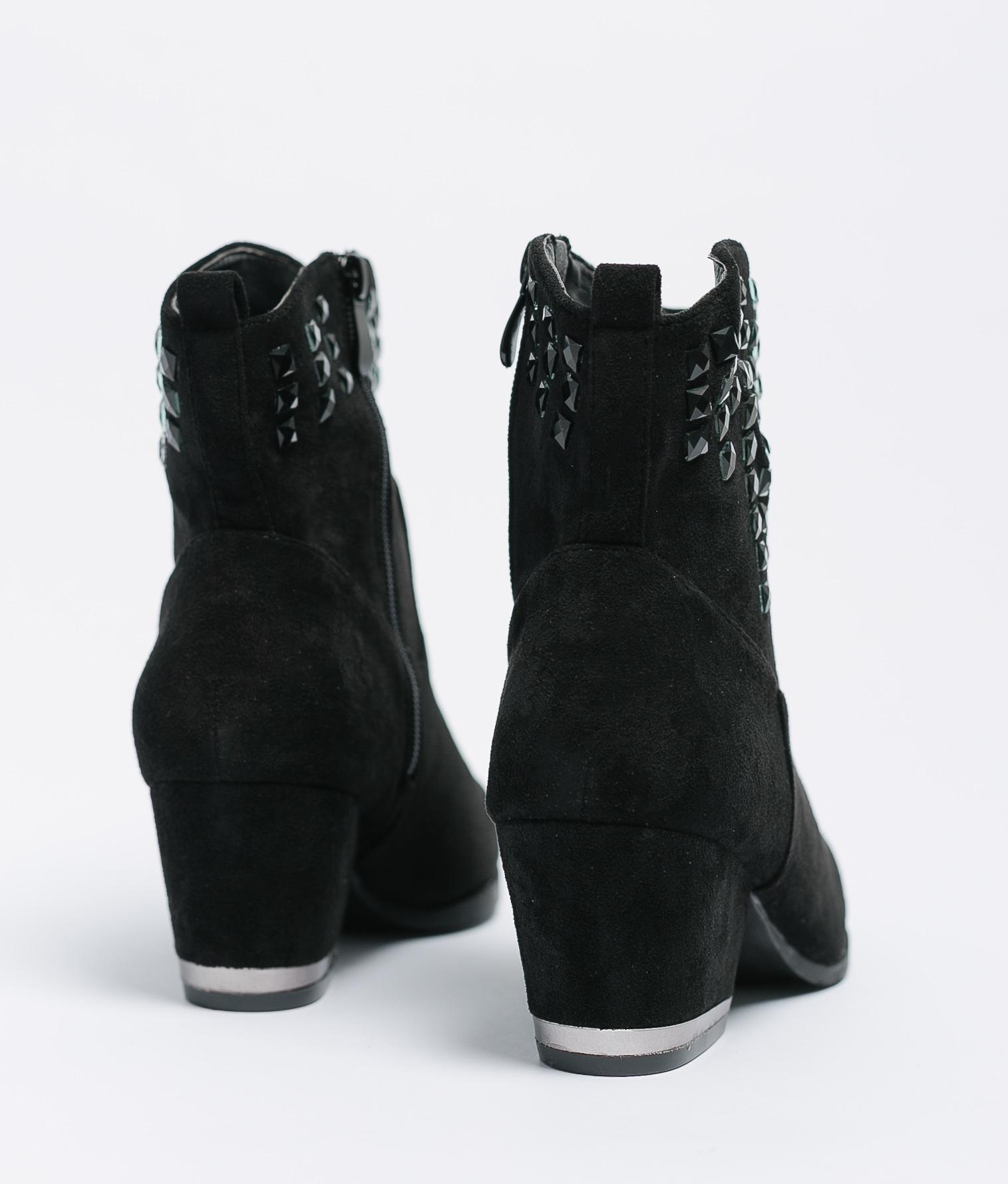 Boot Petite Cetra - Noir