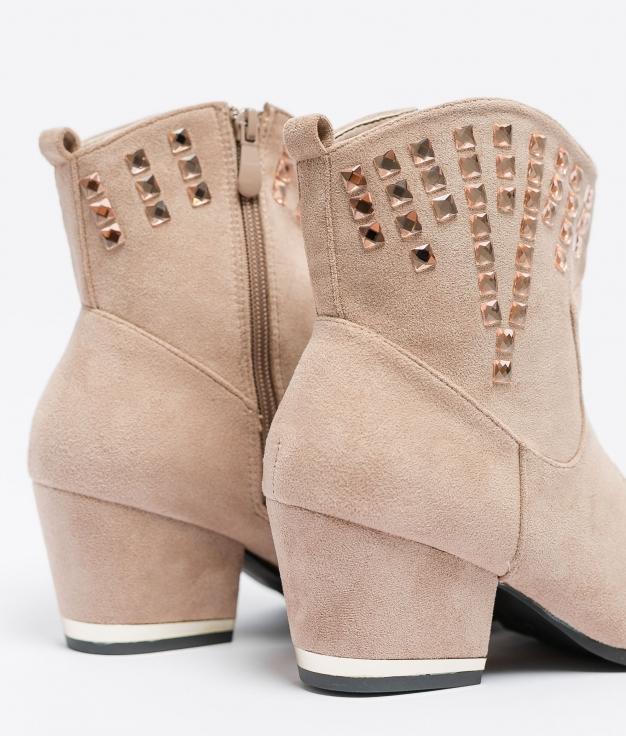 Low Boot Cetra - Khaki