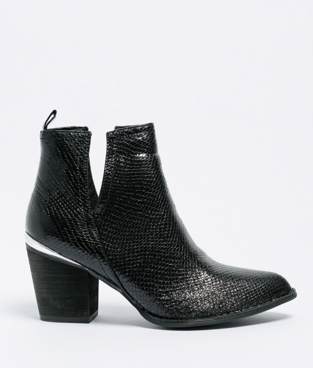 Low Boot Lunta - Snake