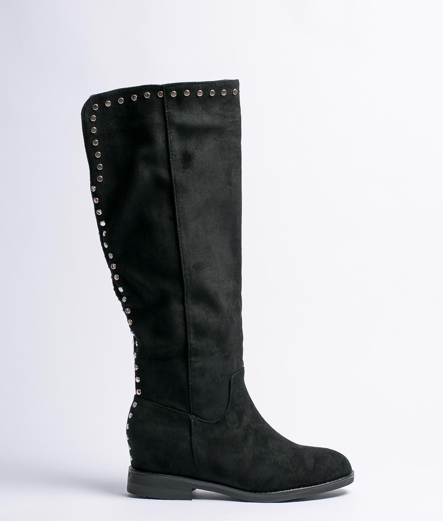 Knee-Length Boot Kady - Black