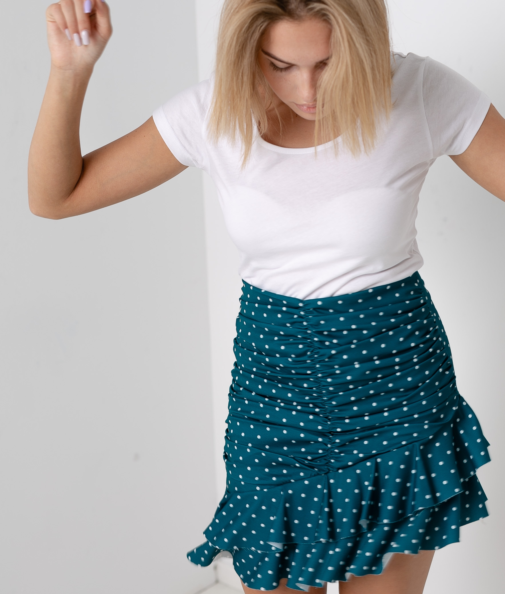 Skirt Bareim - Green