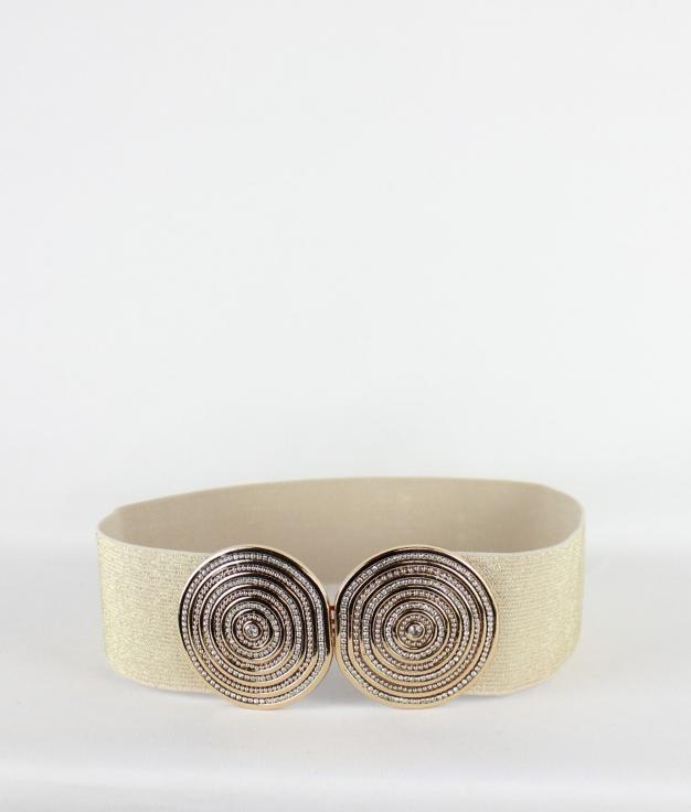 Cinturón Lala - Dorado