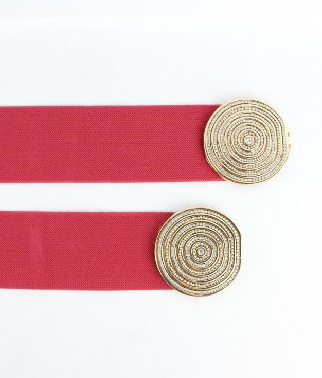 Cinturón Lala - Rojo
