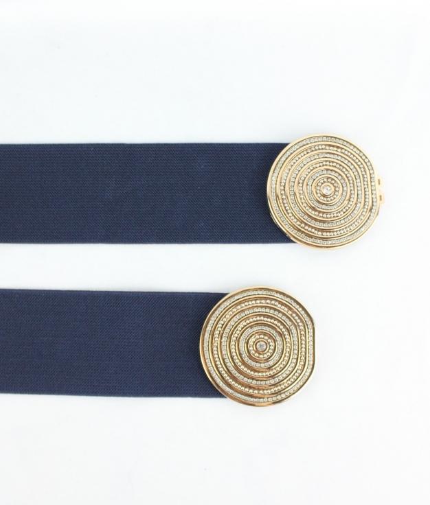 Cinturón Lala - Azul Marino