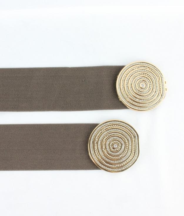 Cinturón Lala - Marrón