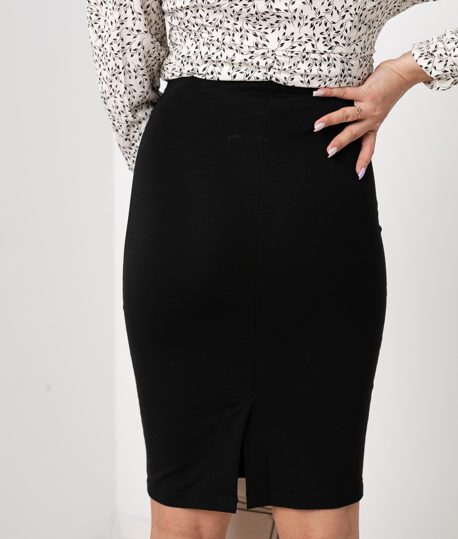 Skirt Modic - Black