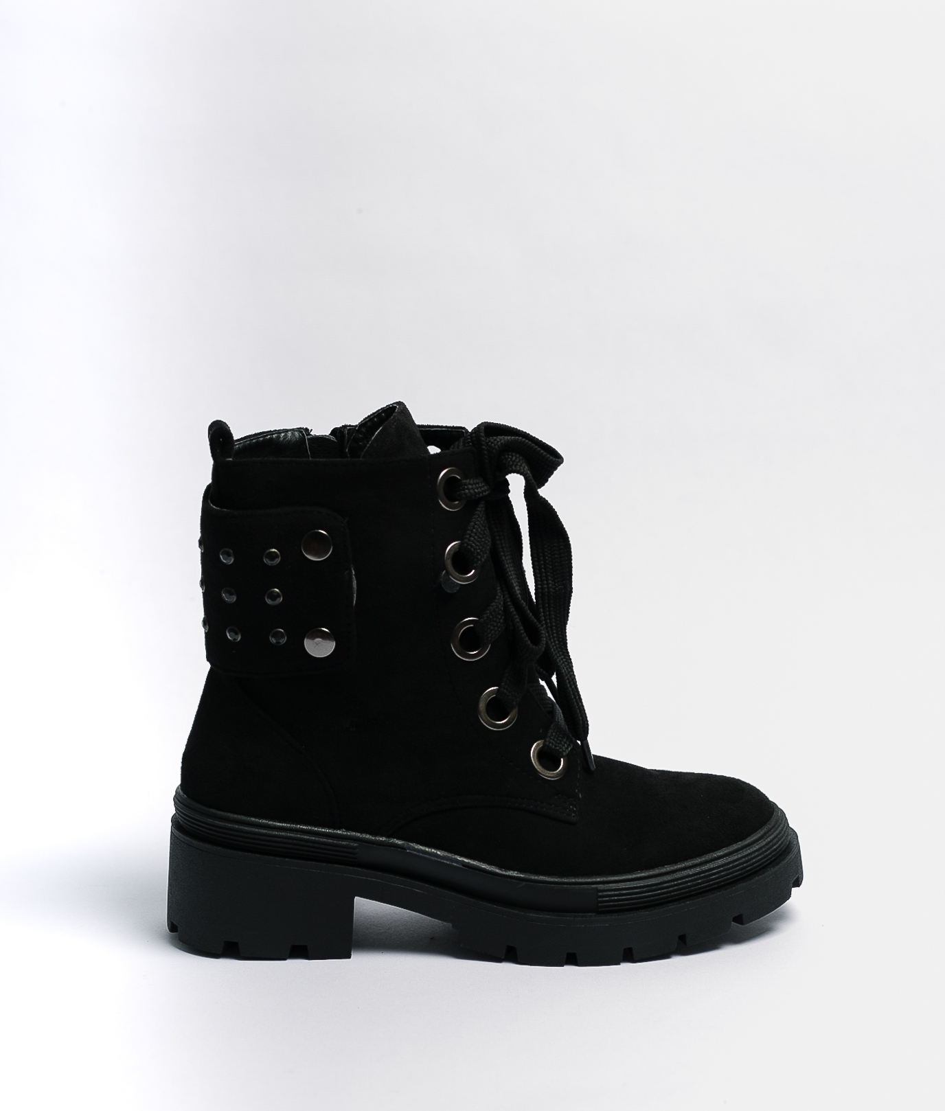 Low Boot Taroa - Black