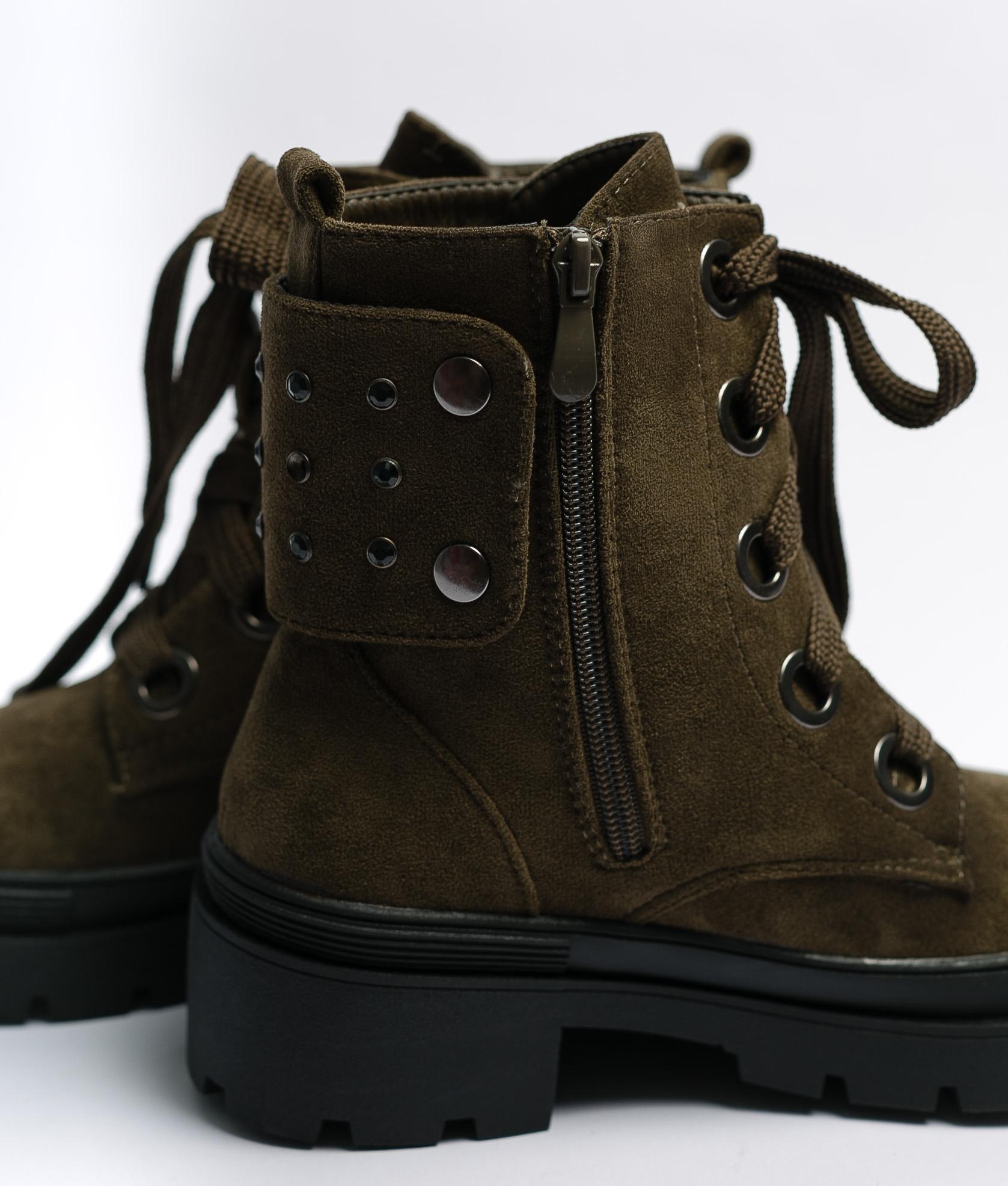 Low Boot Taroa - Green