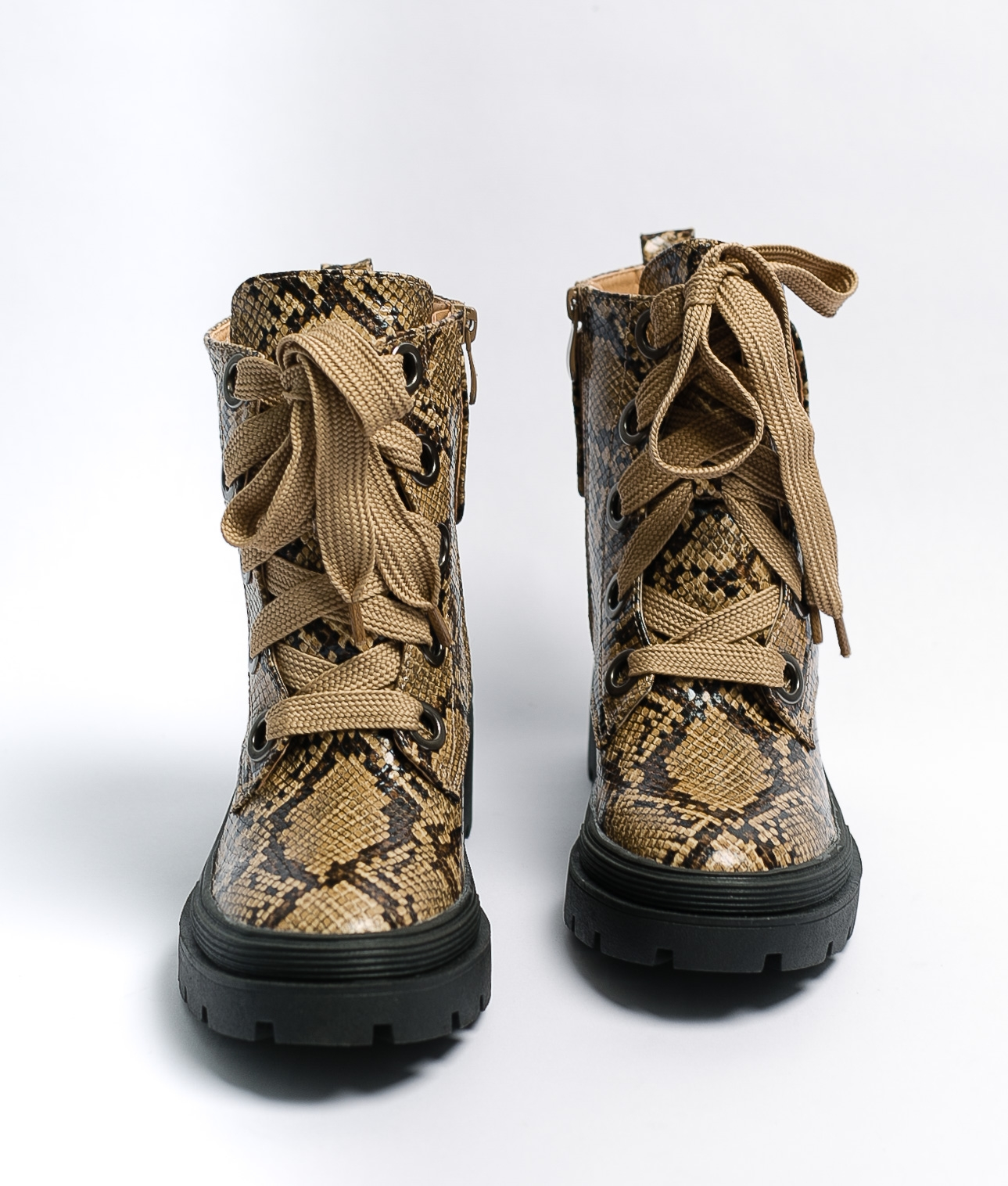 Low Boot Taroa - Snake