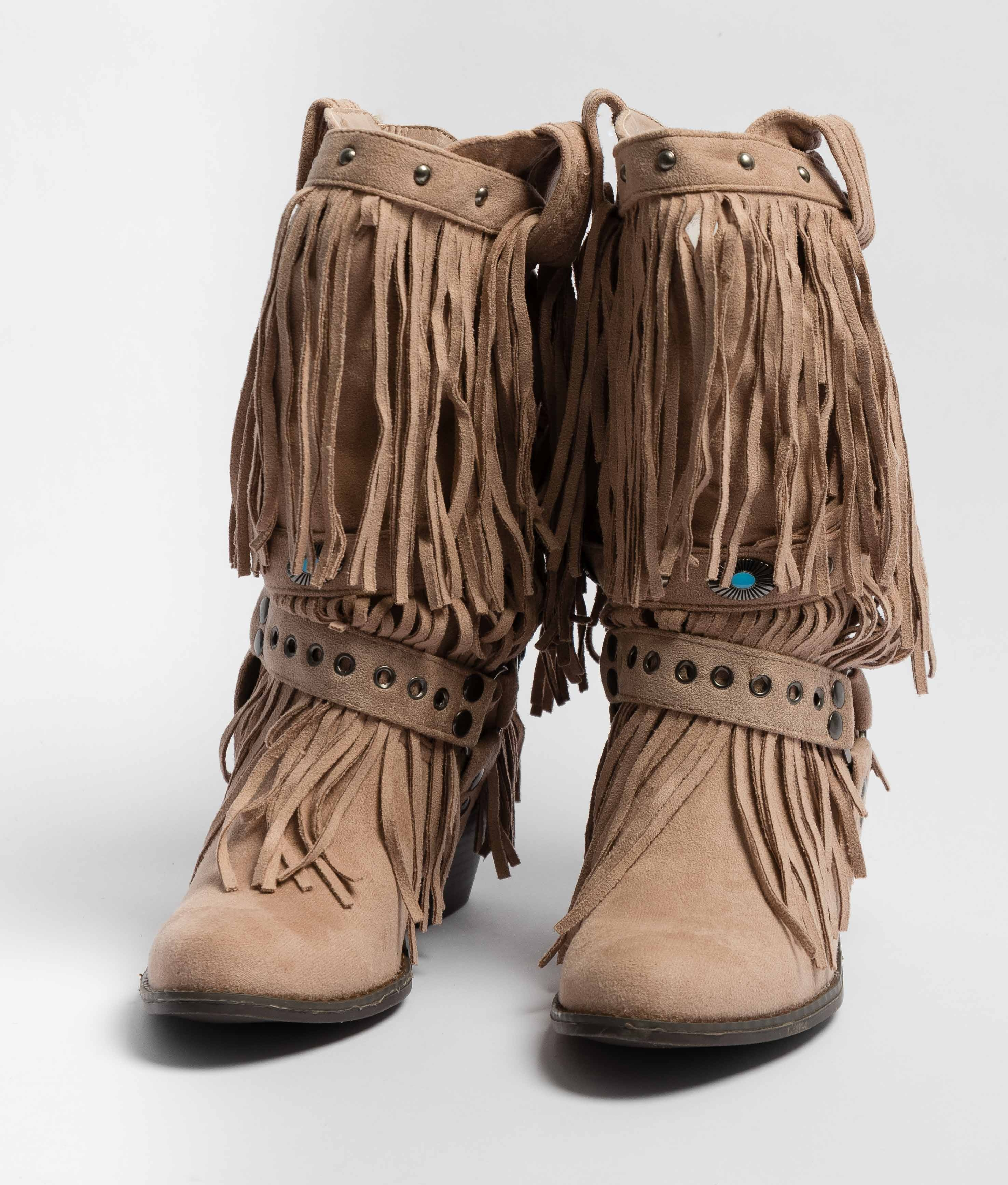 Low Boot Norea - Khaki