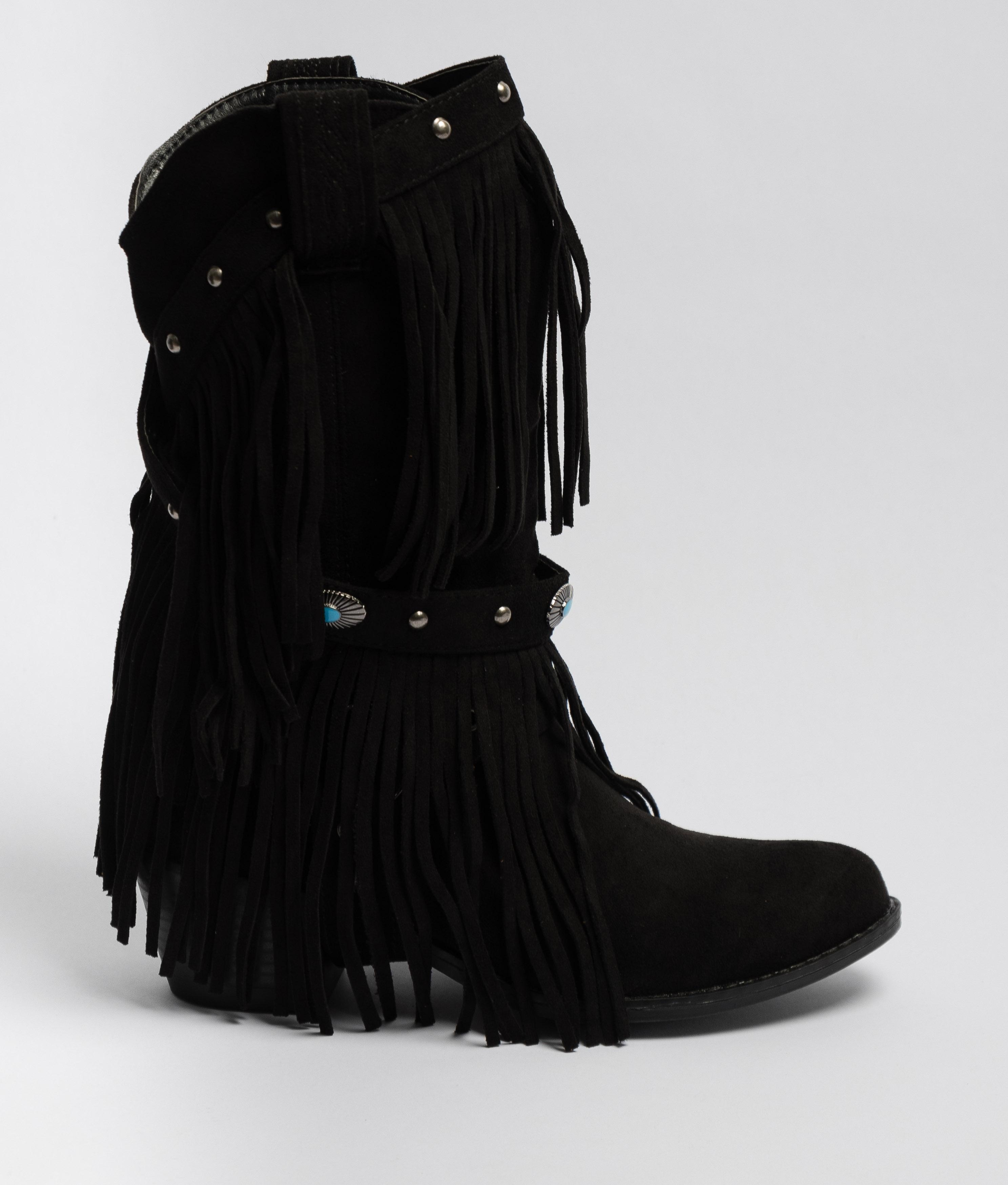 Low Boot Norea - Black