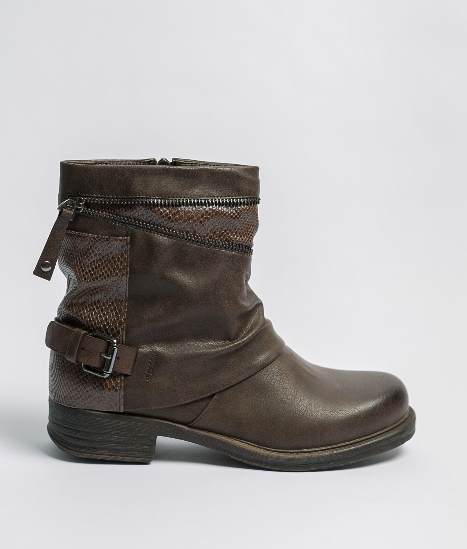 Boot Petite Coria - Maron