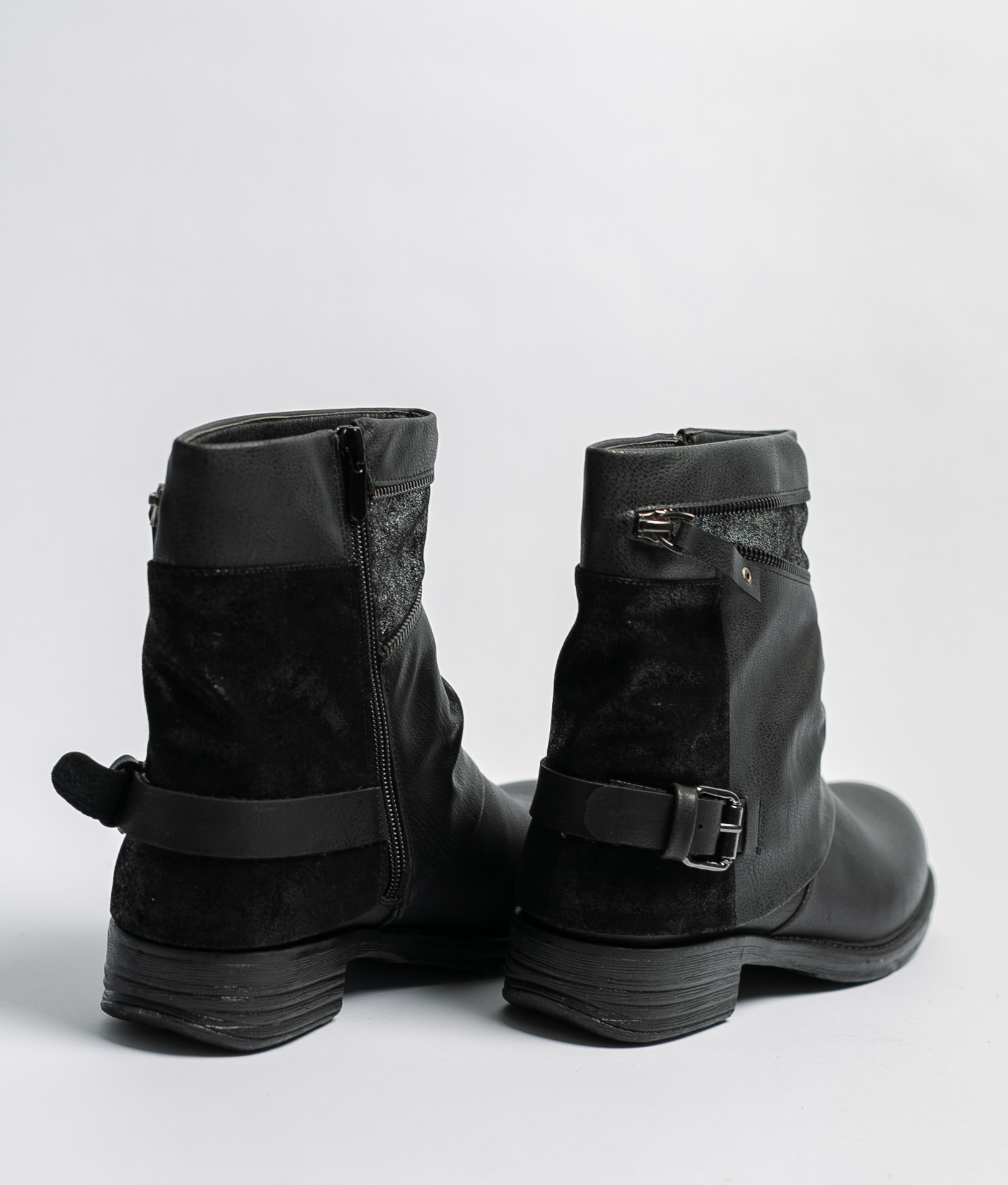 Low Boot Coria - Black