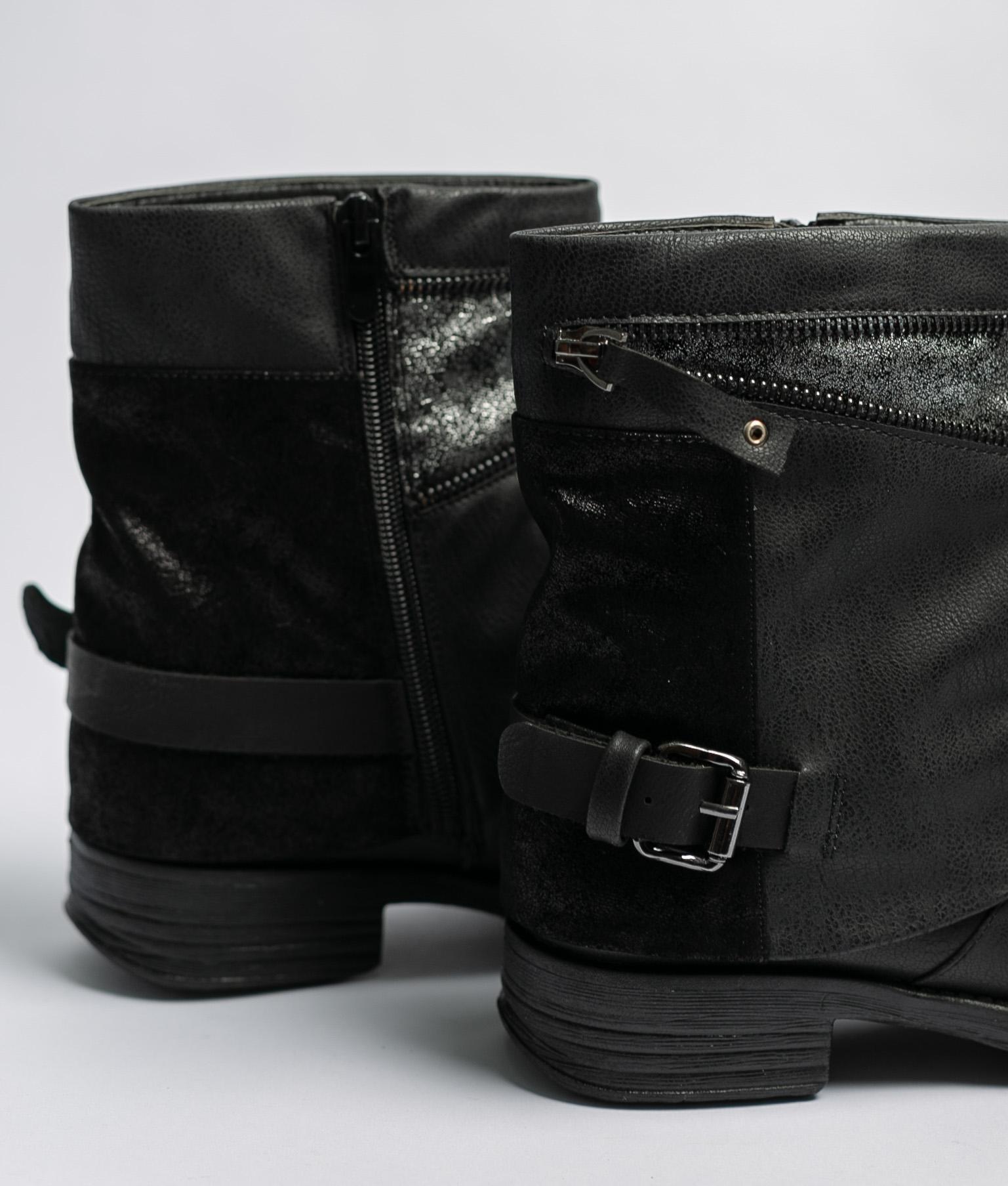 Boot Petite Coria - Noir