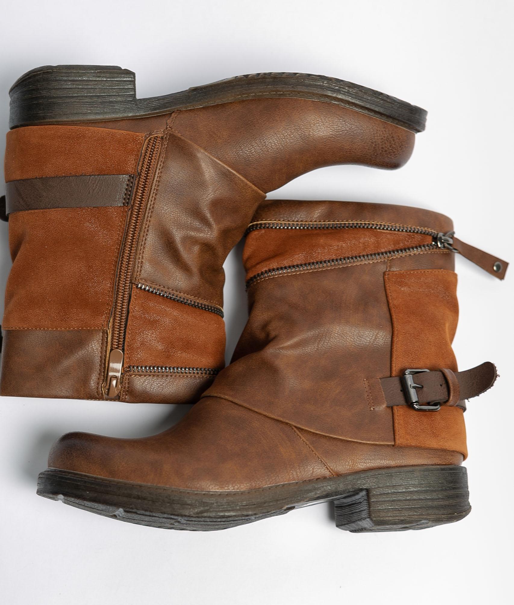 Boot Petite Coria - Chameau