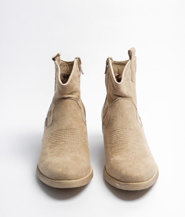 Low Boot Rimal - Beige