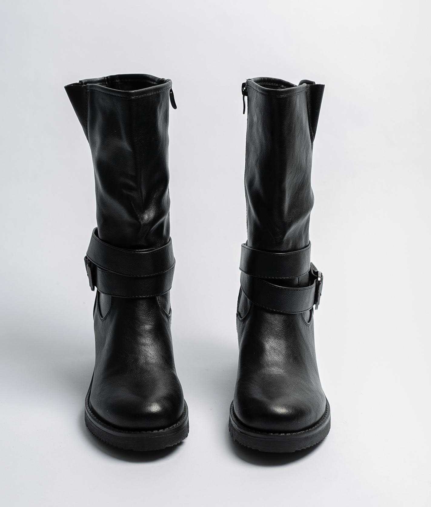 Bota Fisea - Negro