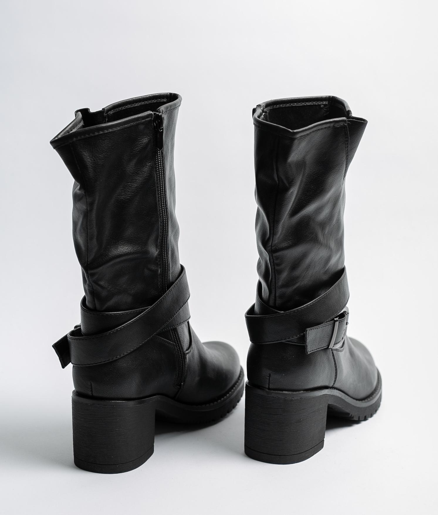Fisea Boot - Black