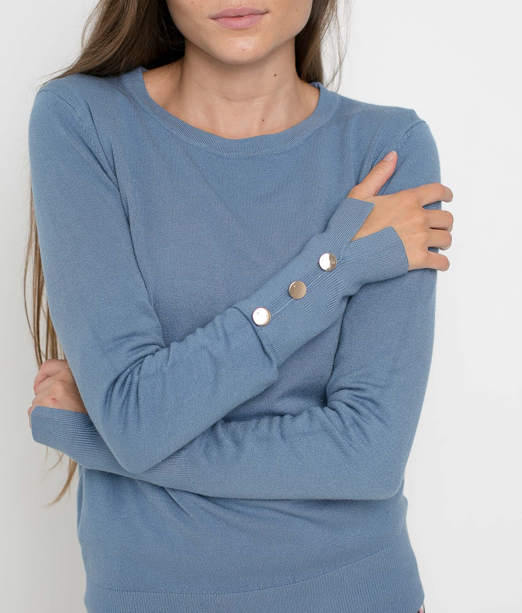 SWEATER KALINA - BLUE