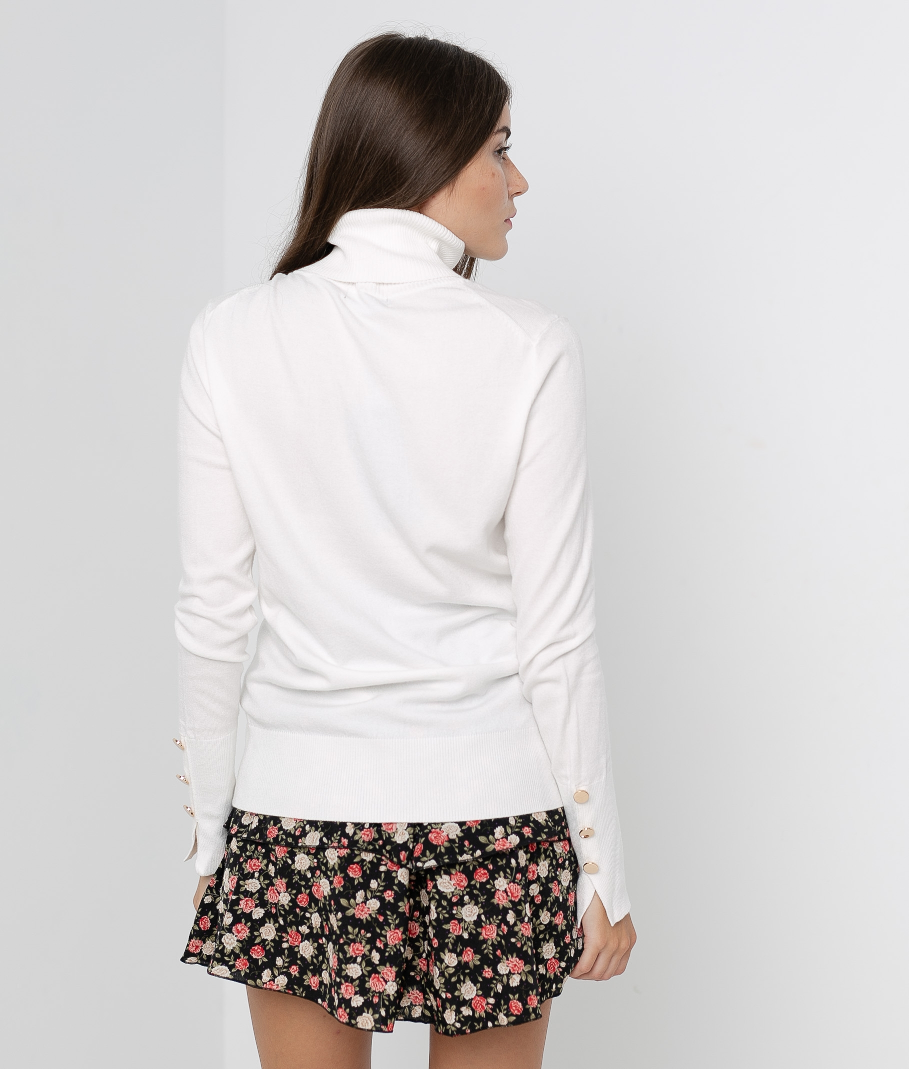 SWEATER BALIA - WHITE