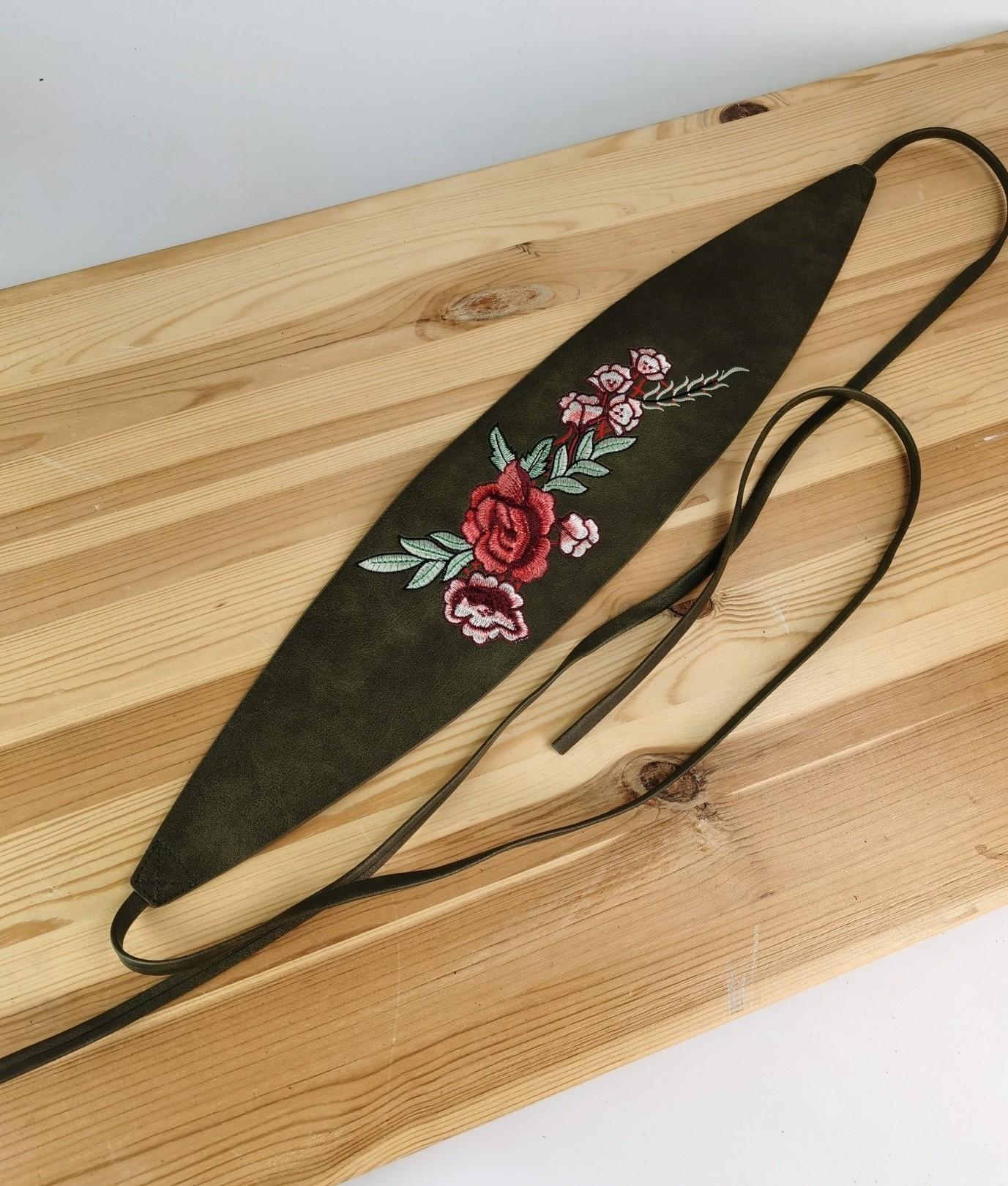 Cinturón Rosa - vert
