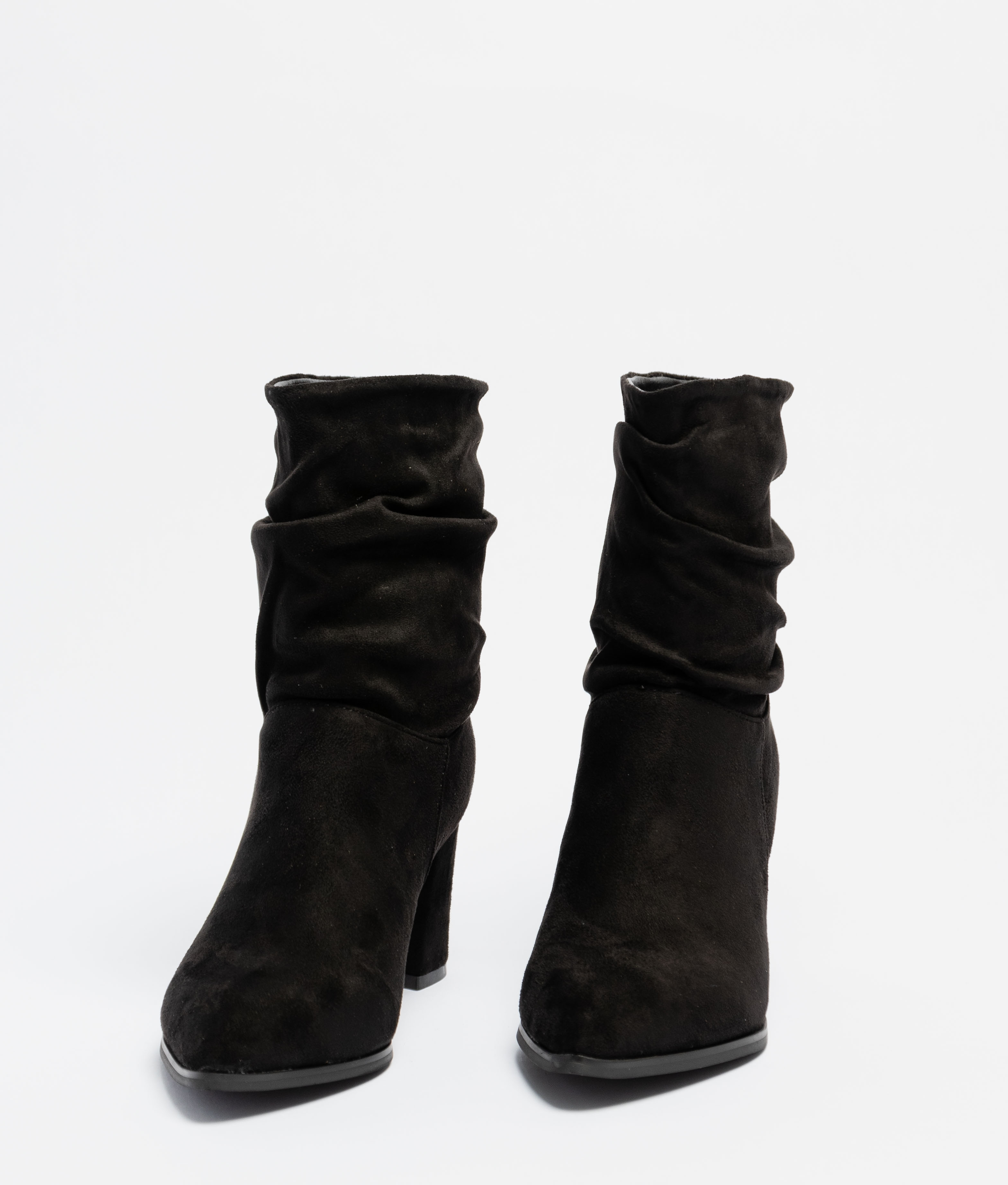Gracy Low Boot - Black