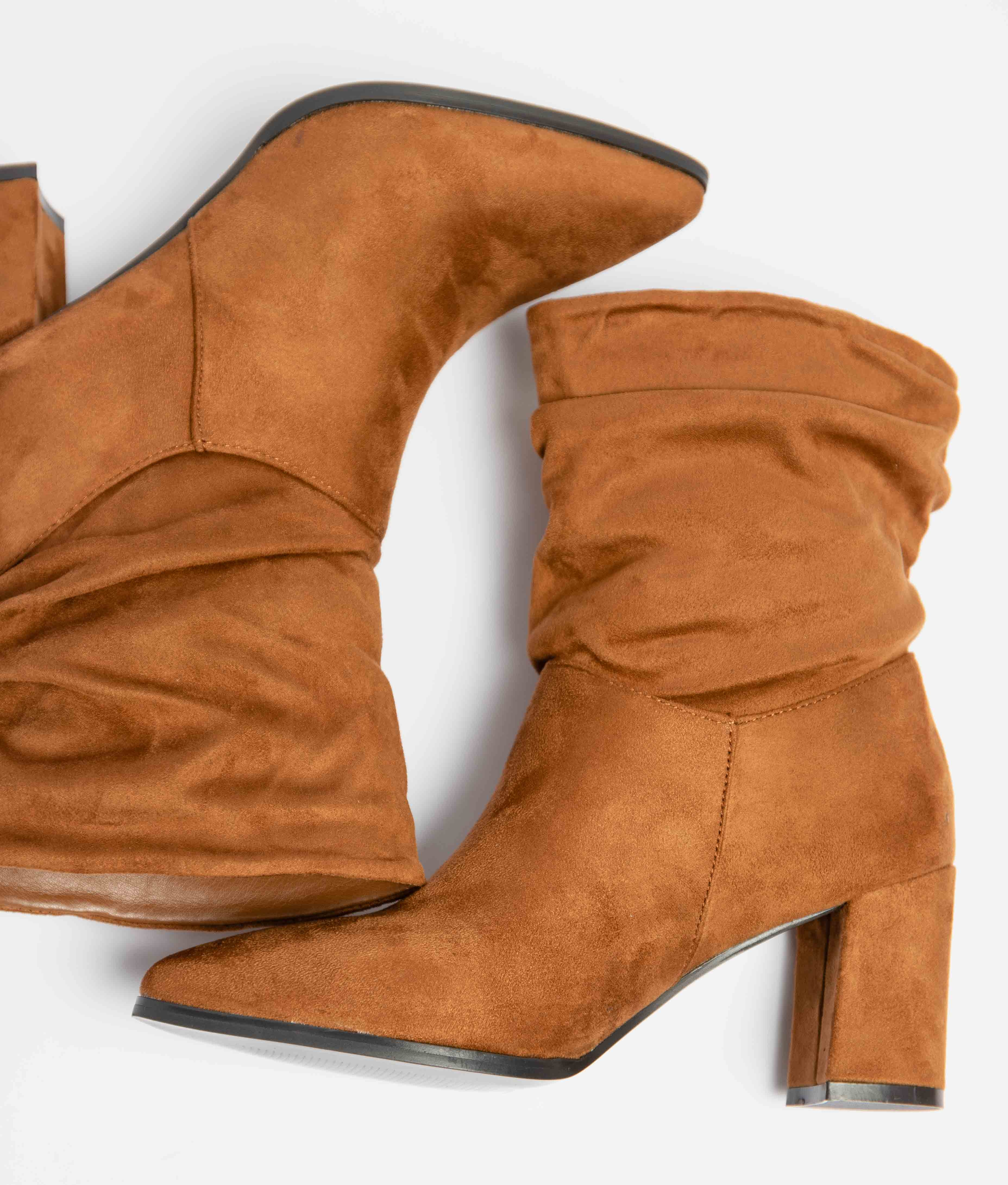 Gracy Low Boot - Camel