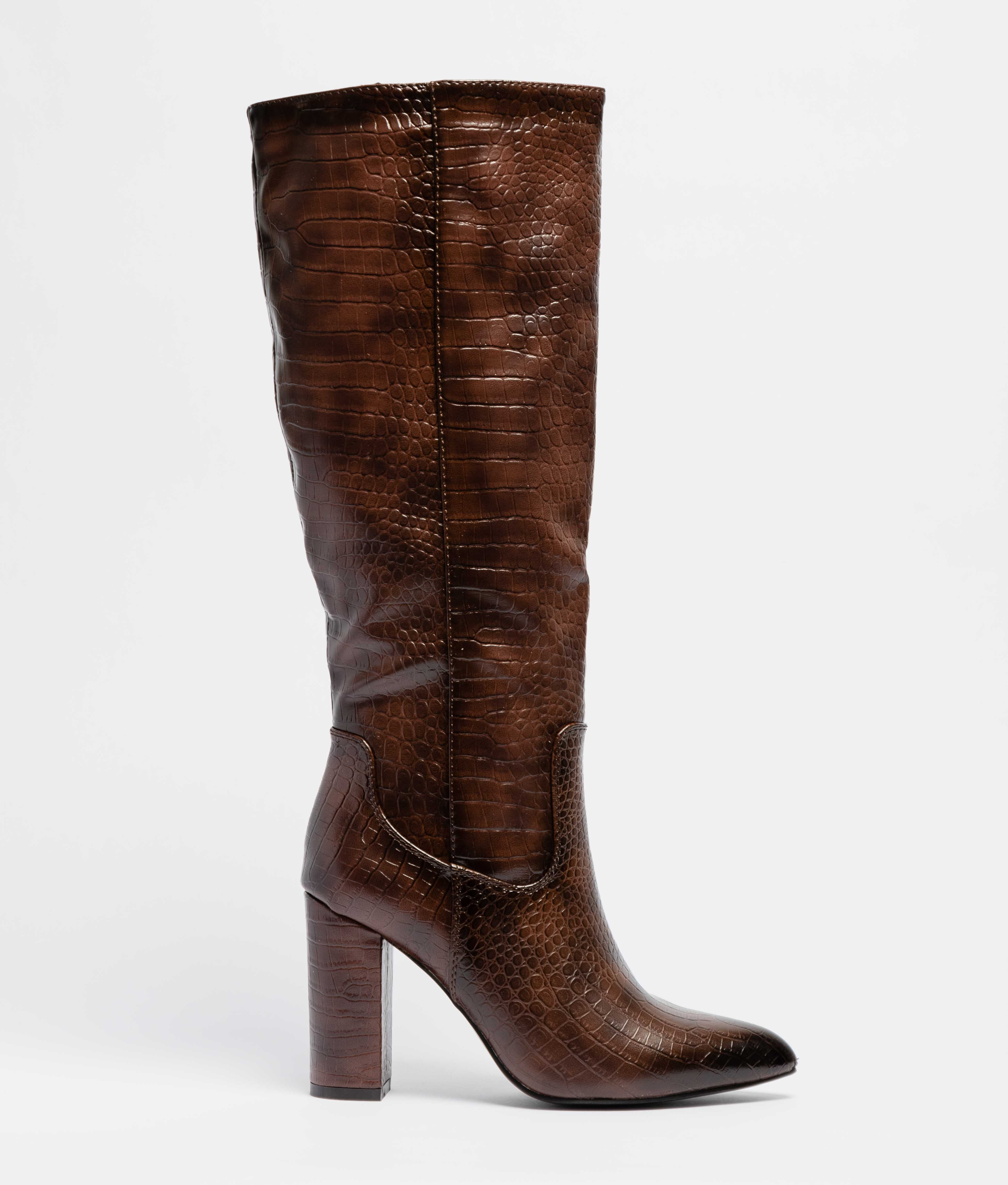 Knee-Lenght Boot Lusia - Camel