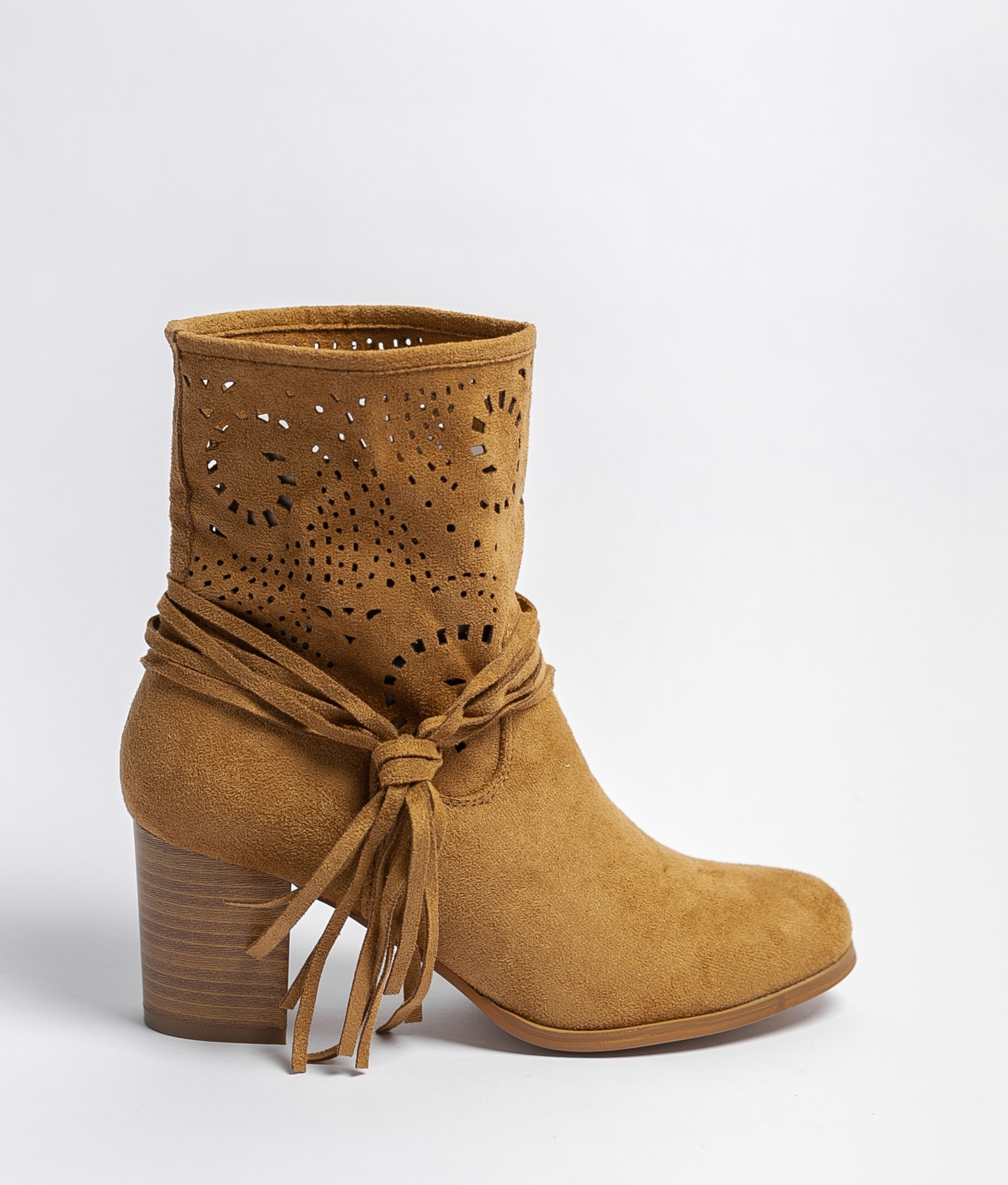 Mulia Low Boot - Camel