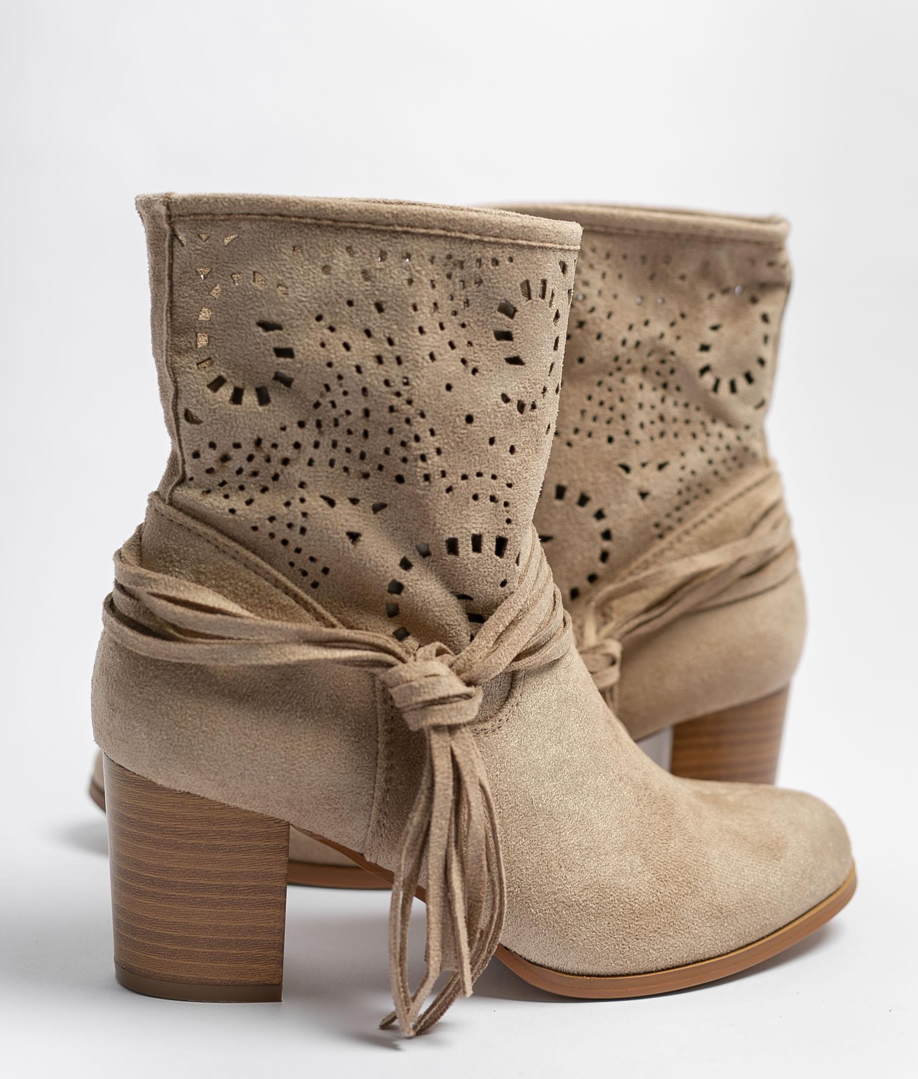 Boot Petite Mulia - Beige