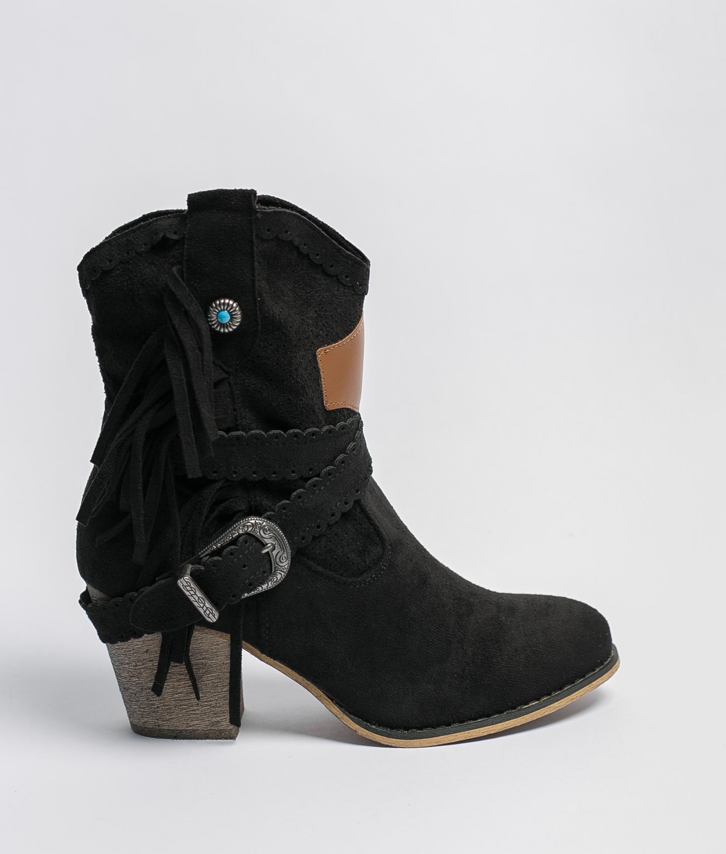 Boot Petite Bemus - Noir