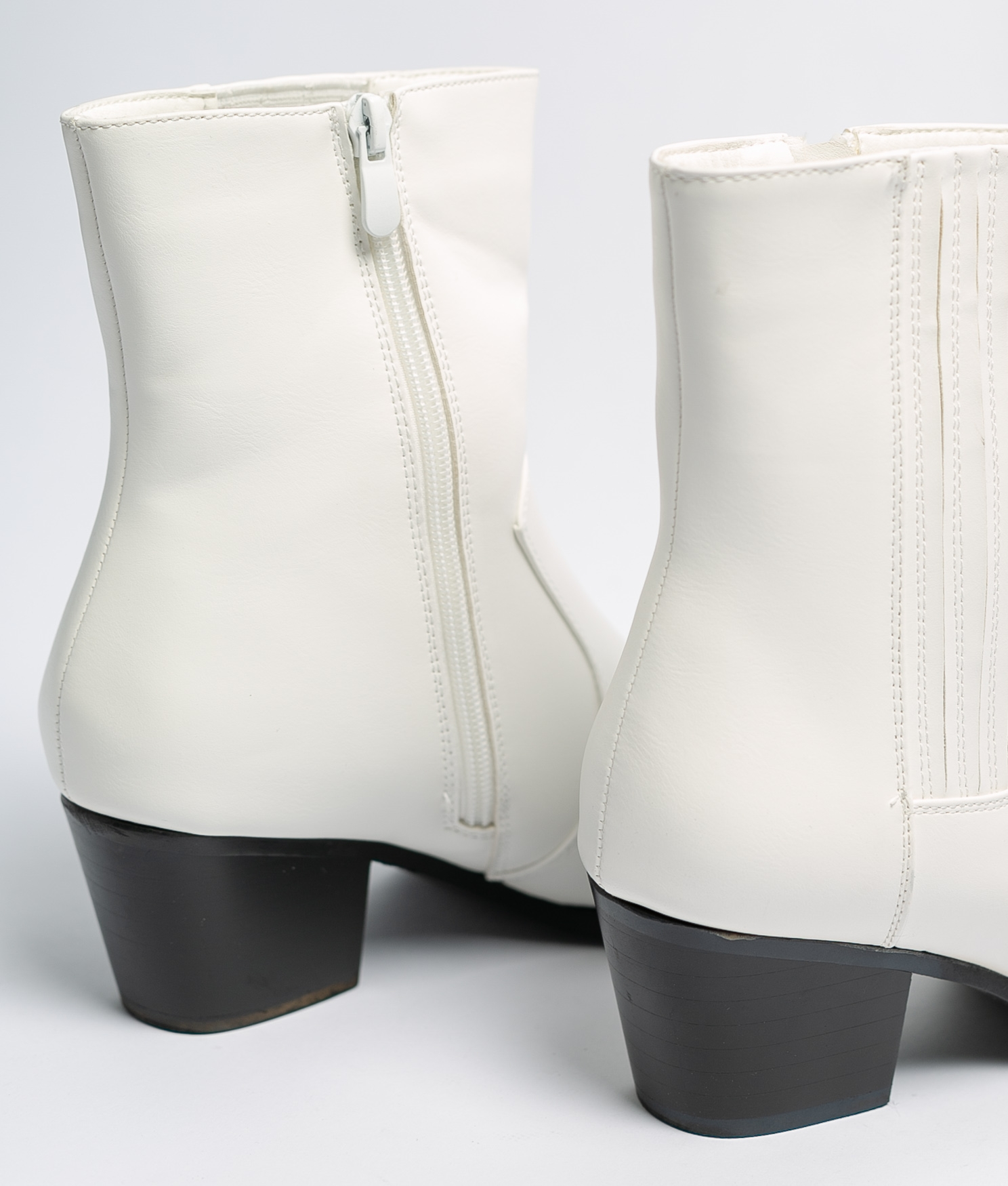 Boot Petite Chloe - Blanc