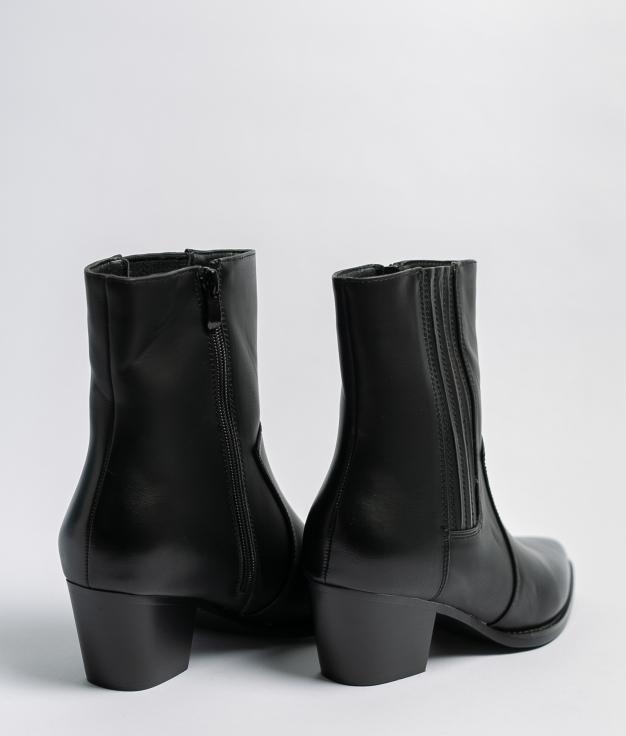 Bota Baja Chloe - Negro