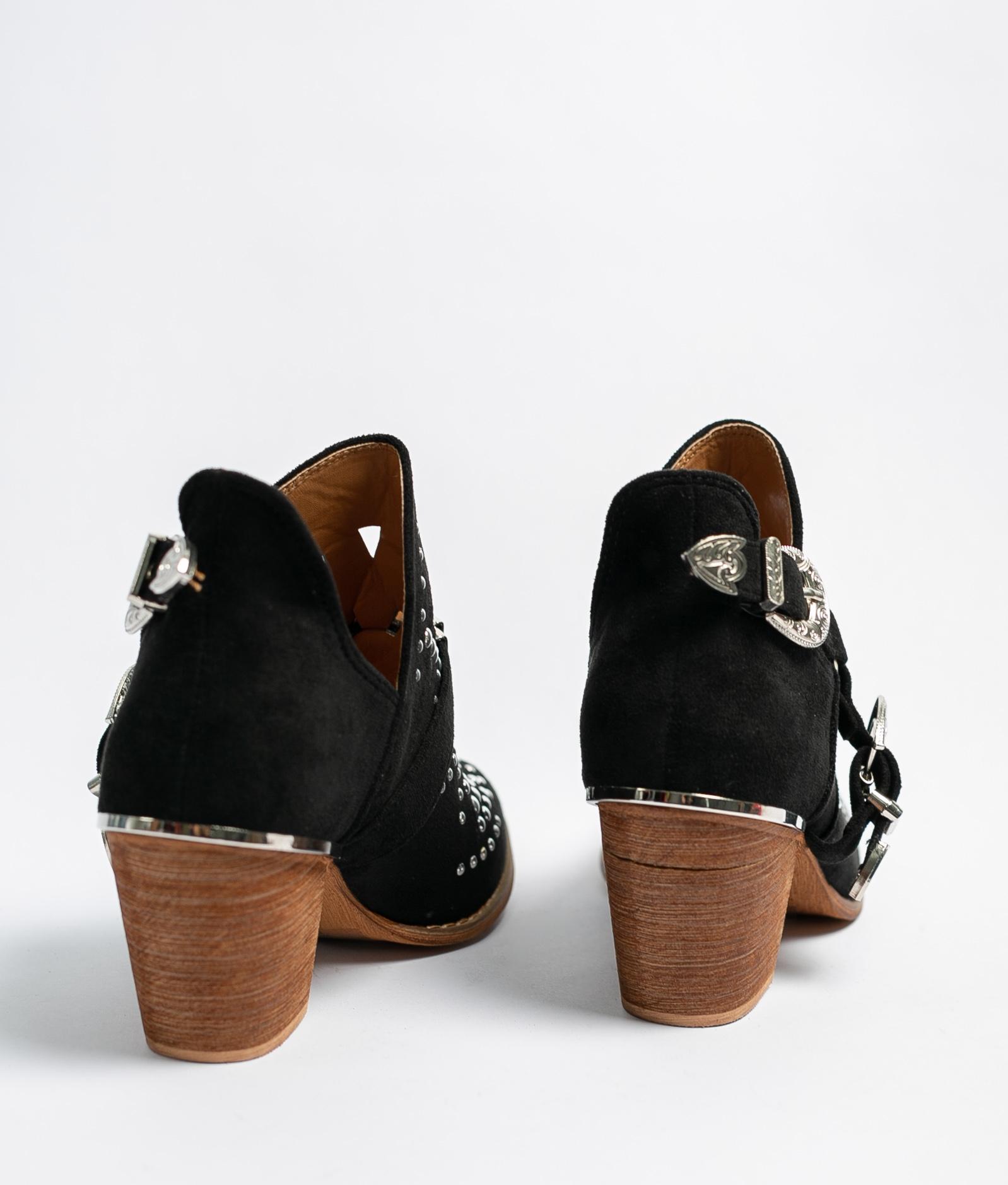 Boot Petite Charisa - Noir
