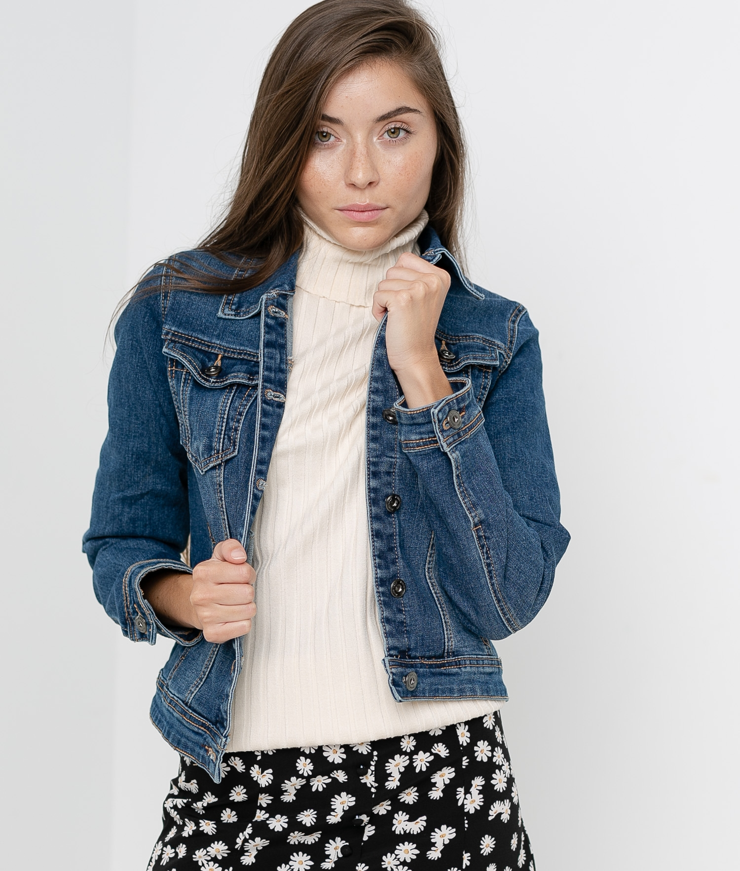NALEA JACKET - DENIM