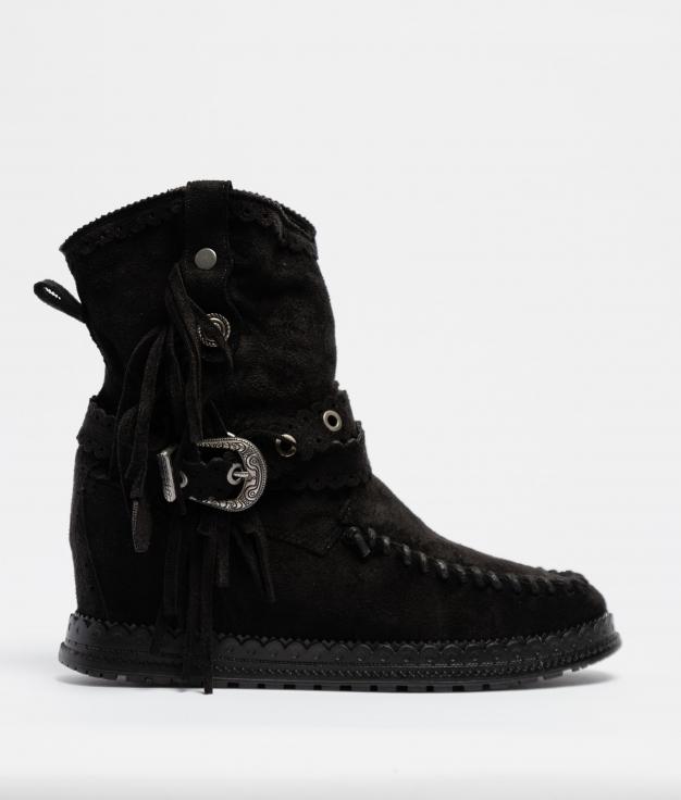 Boot Petite Indianini Elma - Noir