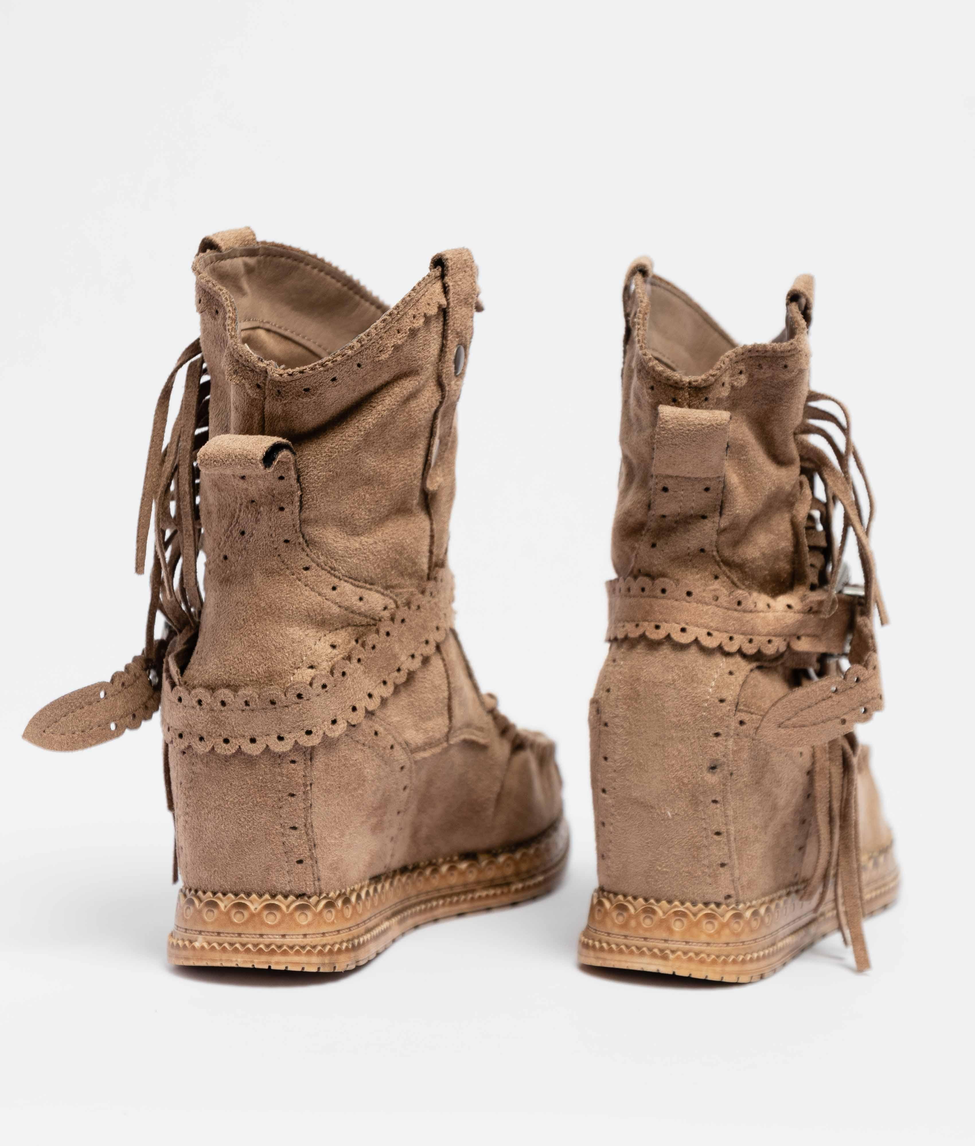 Boot Petite Elma - Kaki