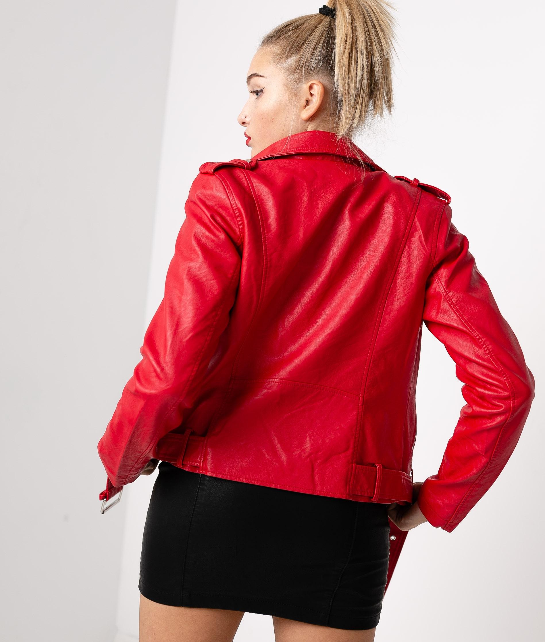 Muguru jacket - Red