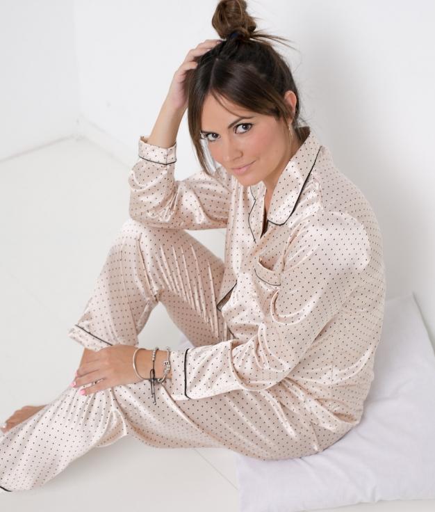 Pijama Beodo - Bege