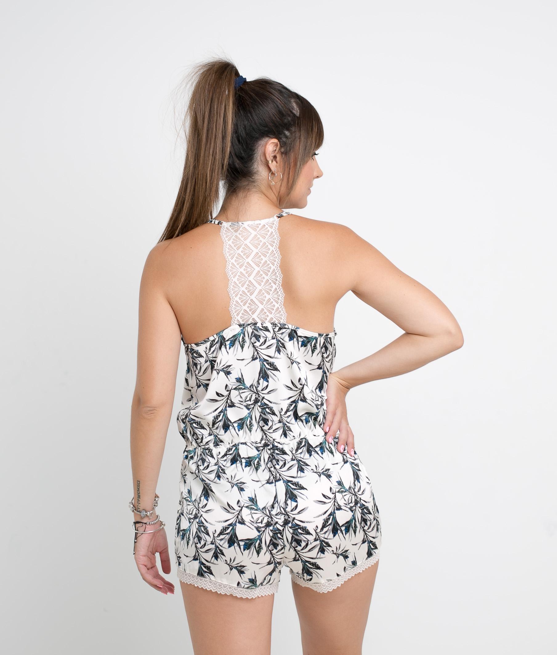 Chemise de nuit Dodo - Blanc