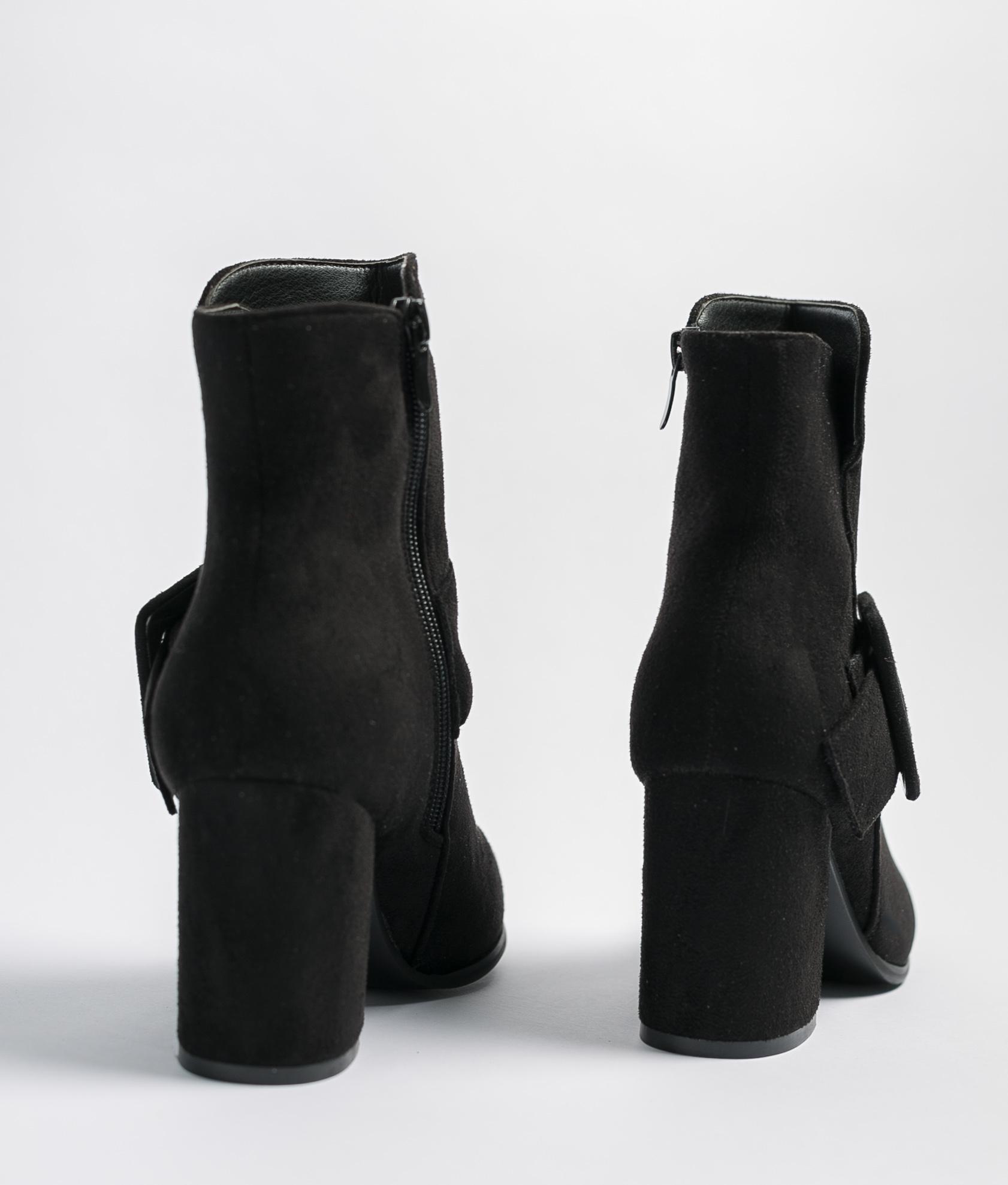 Livana Low Boot - Black
