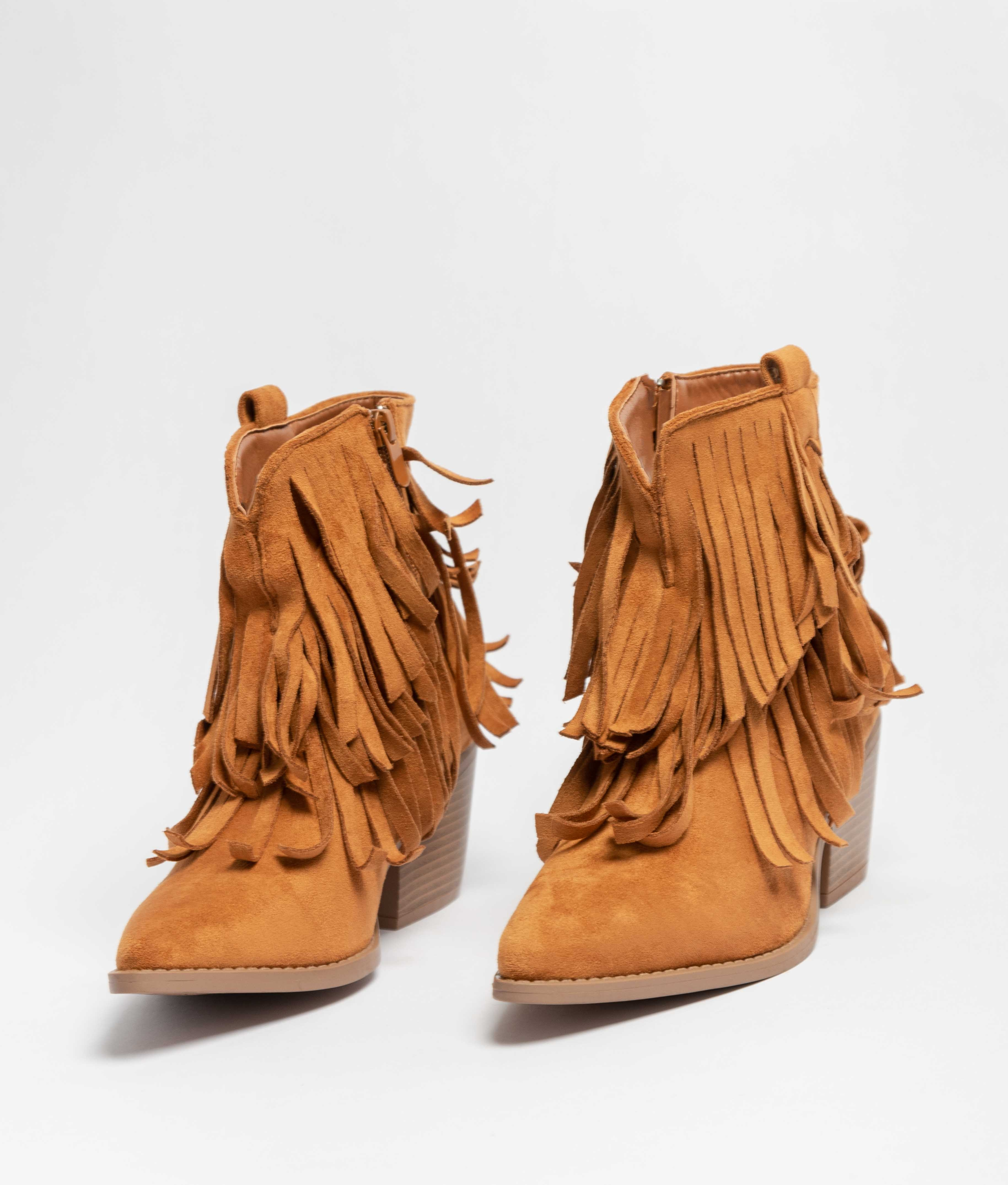 Low Boot Neola - Camel