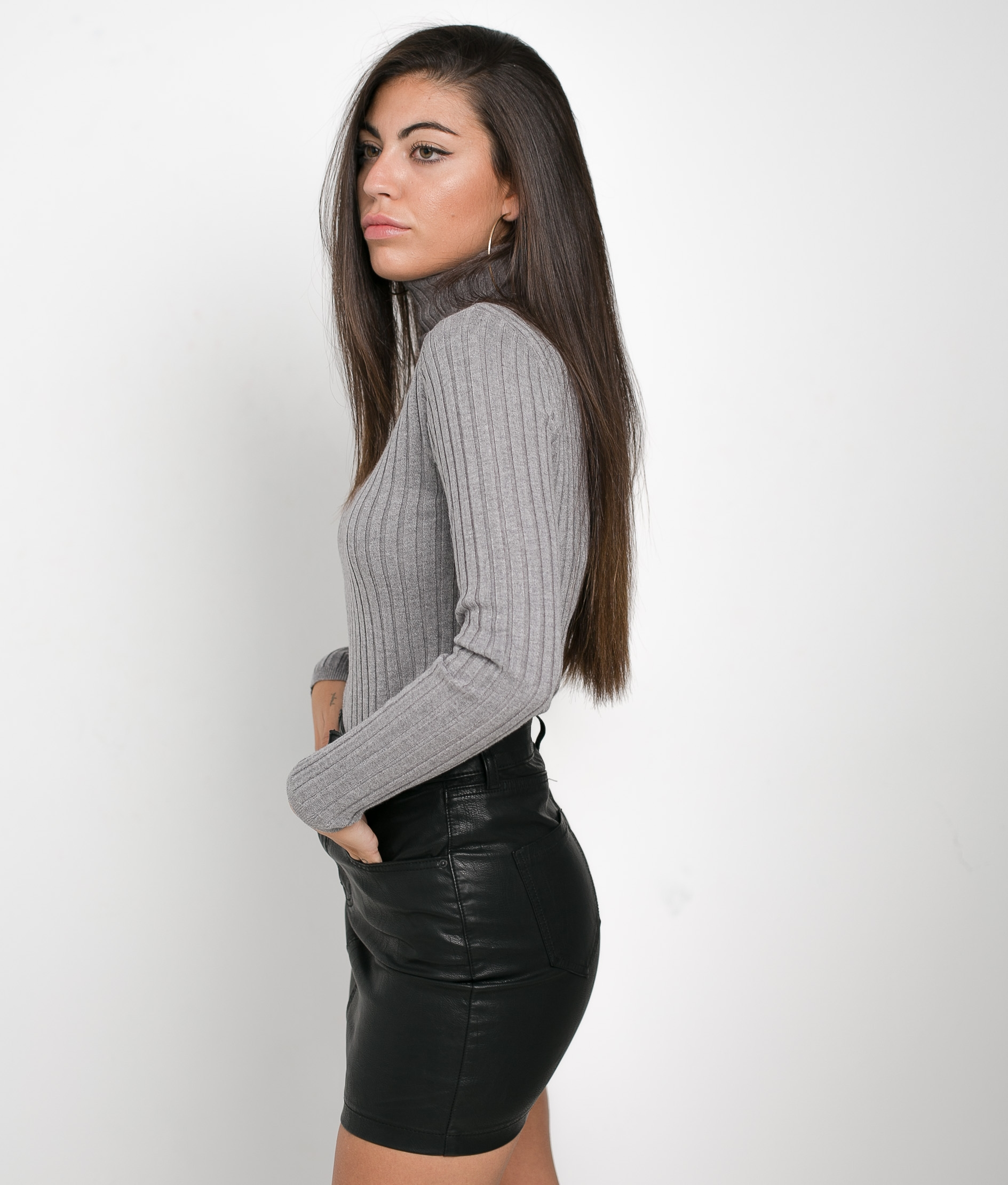 MAGLIA LADA - GRIGIO
