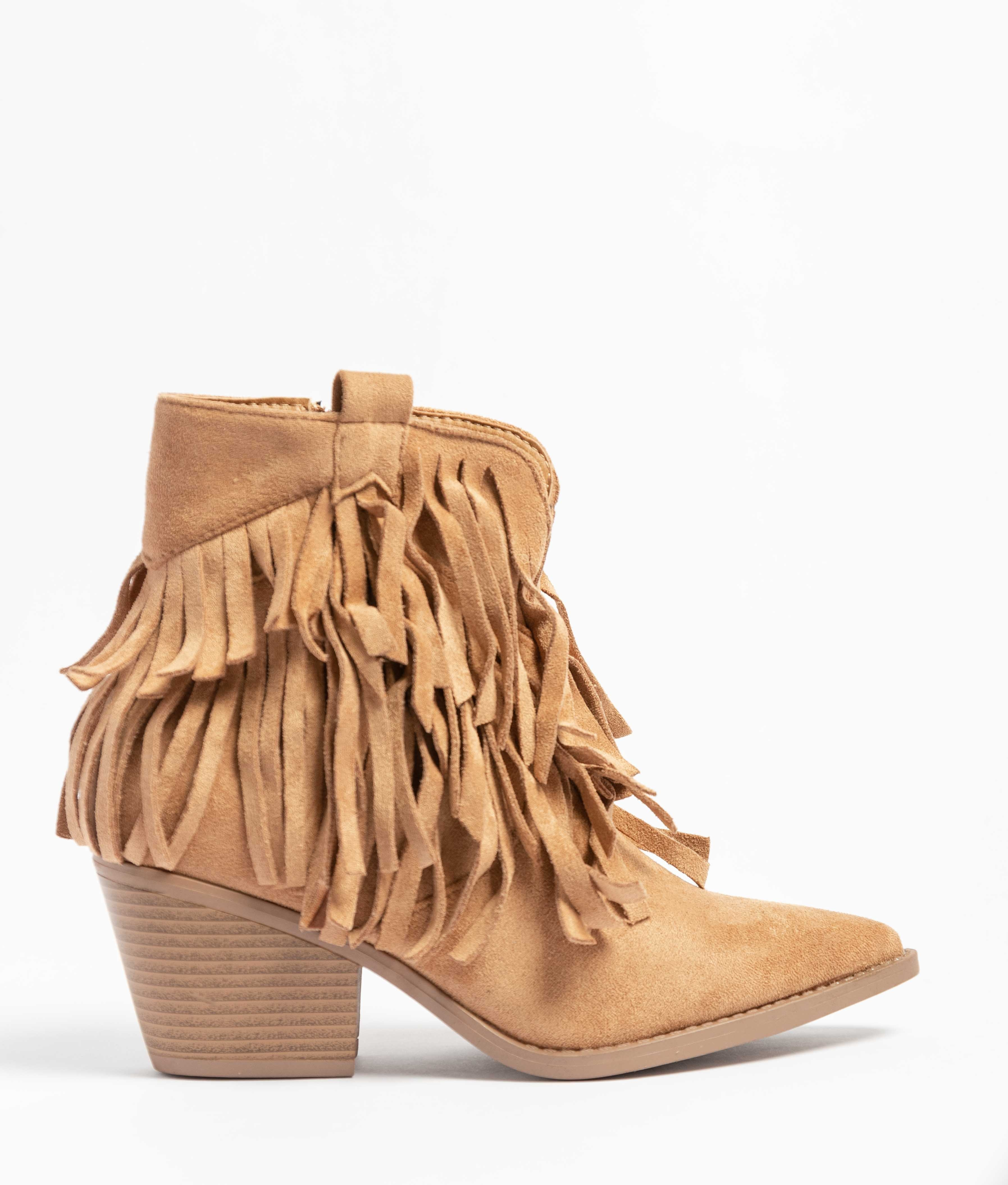 Low Boot Neola - Khaki