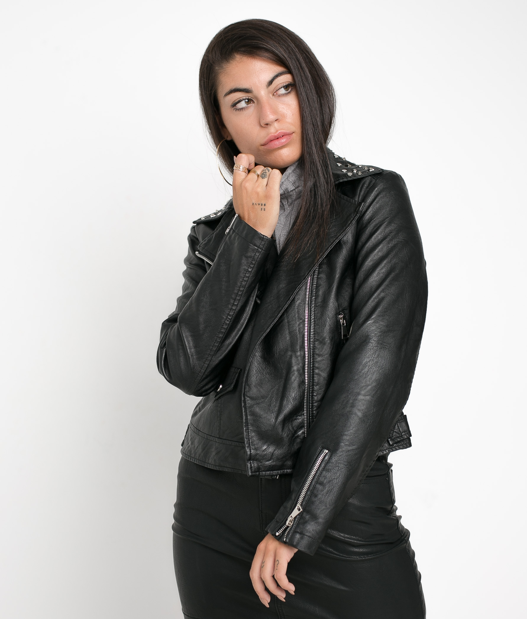 Octavia jacket - Black