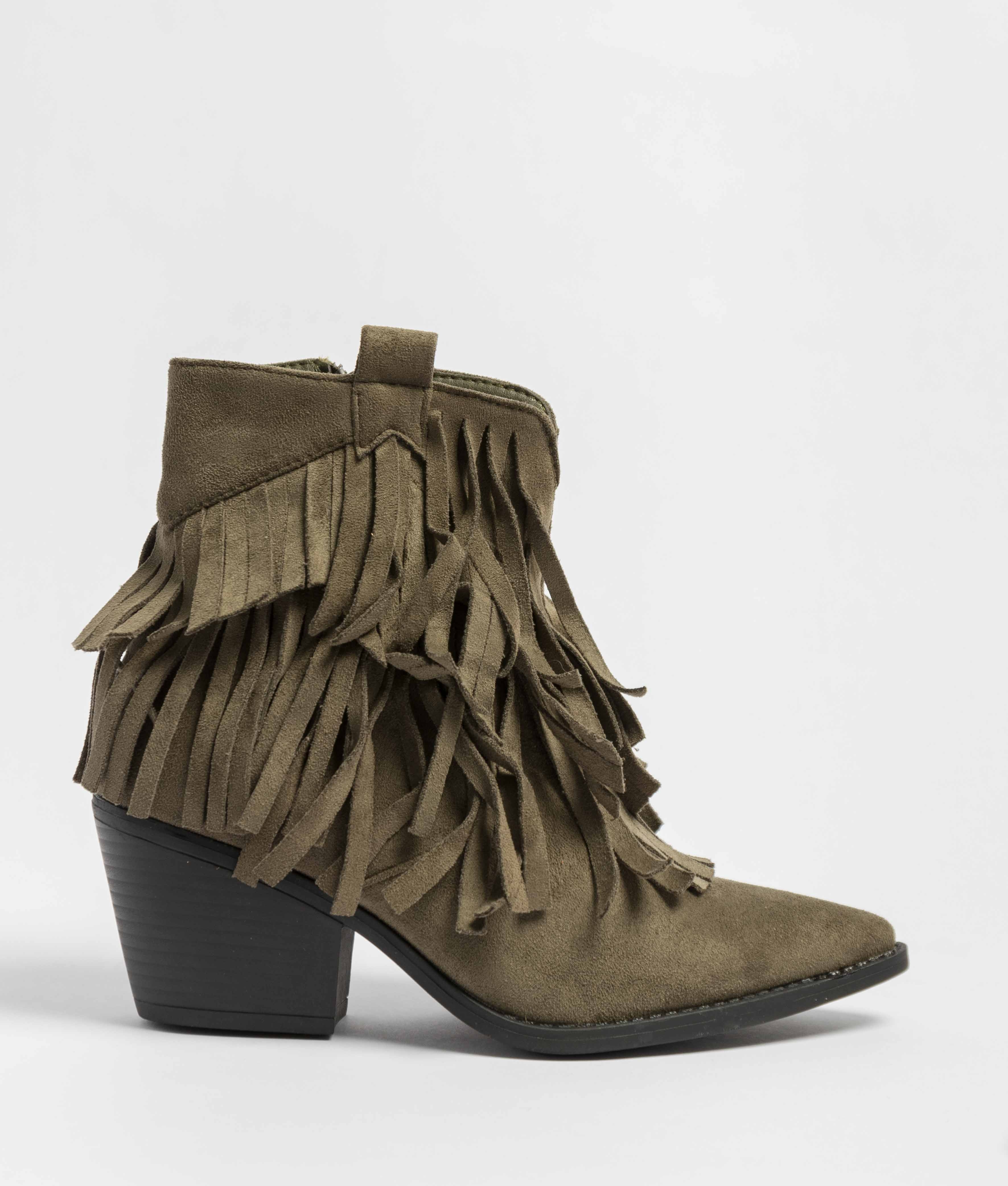 Low Boot Neola - Green
